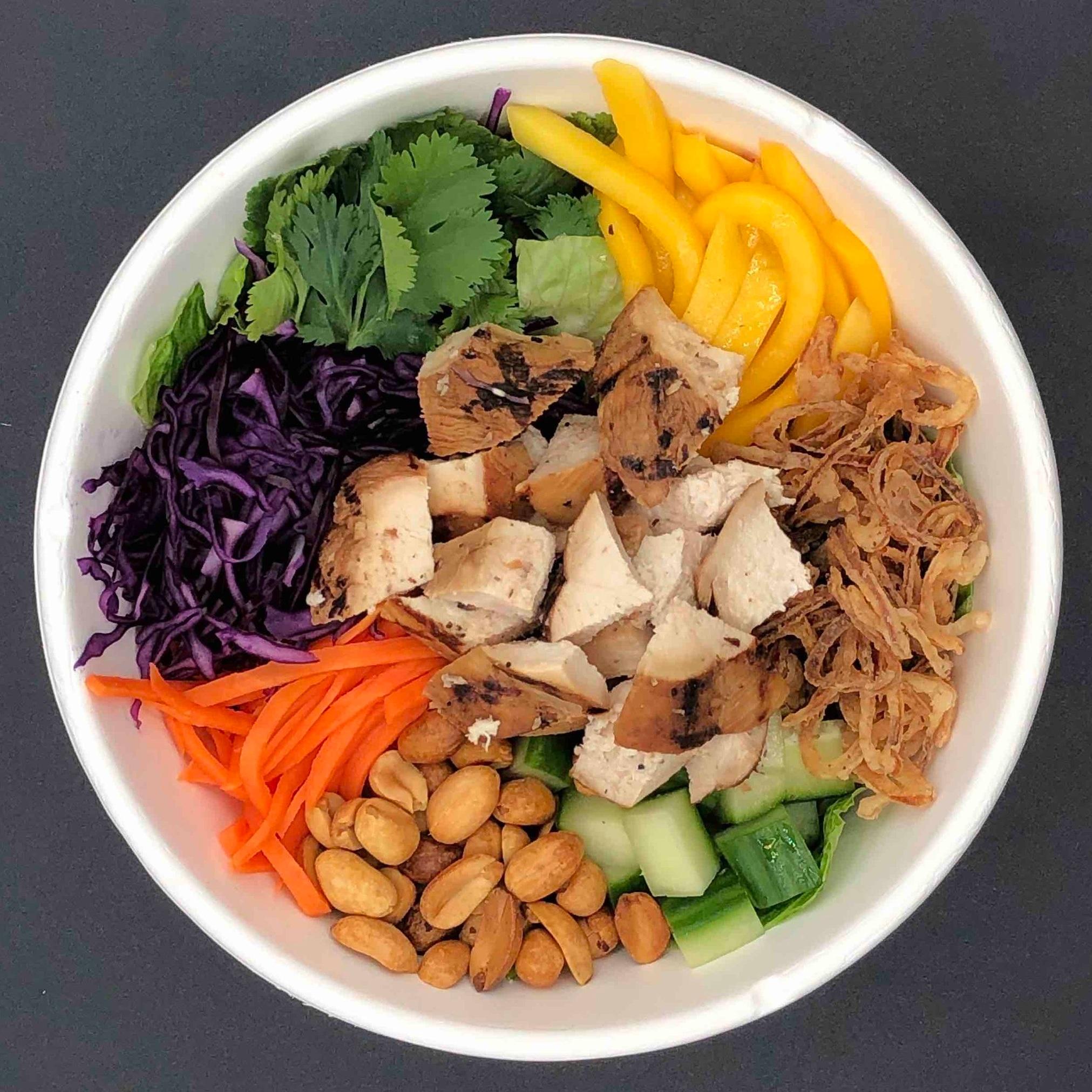 Thai Chicken Bowl