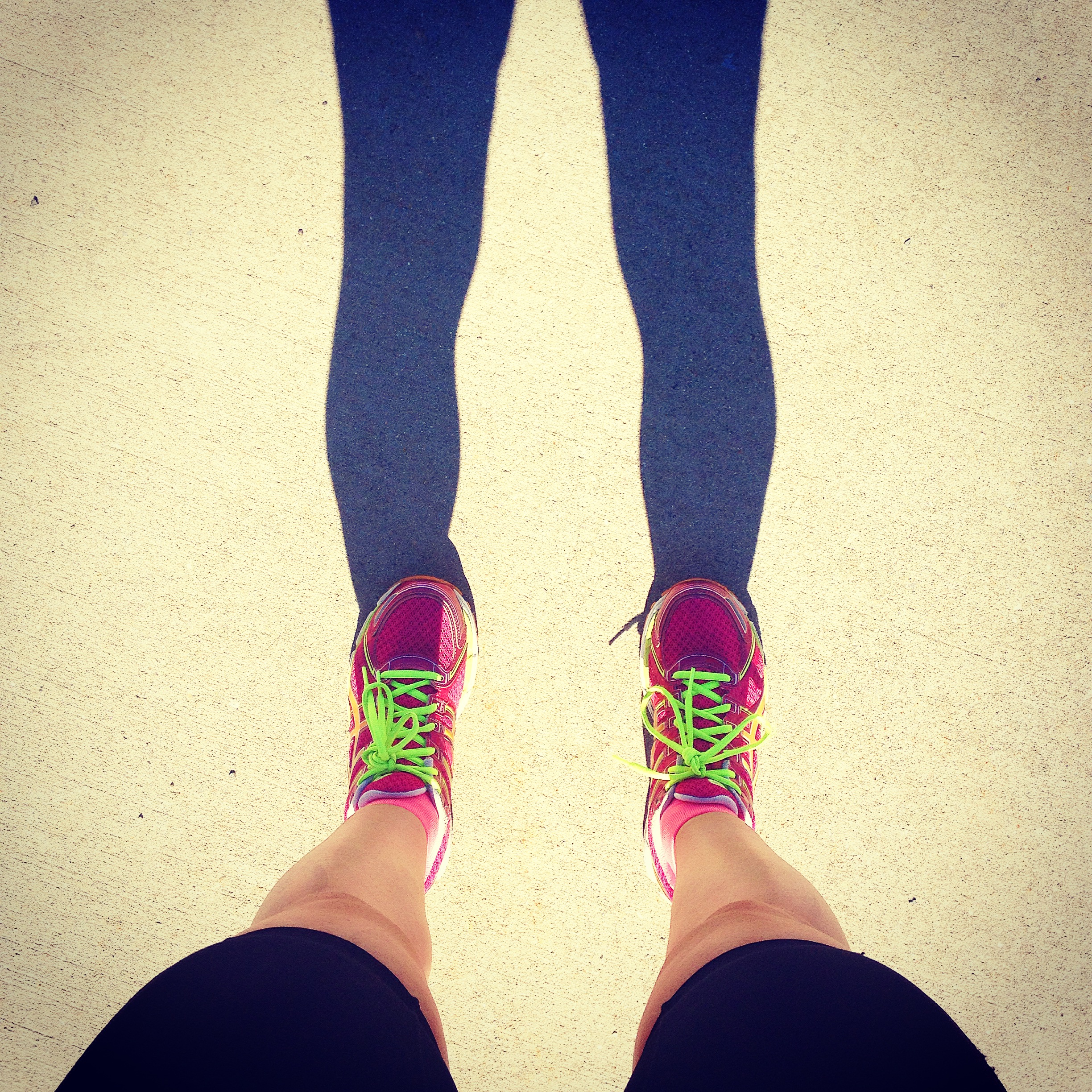 Make a Vday date with yourself. A run should get that heart rate up in no time!