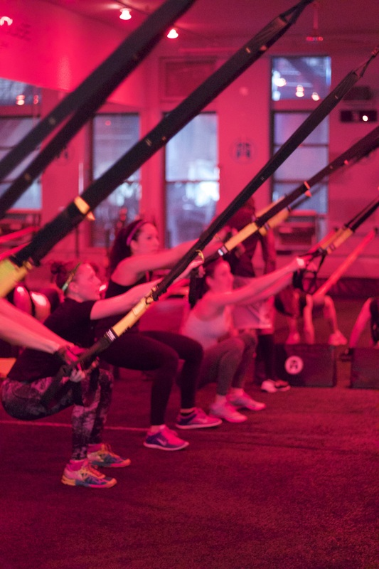 TRX got us like whoa.