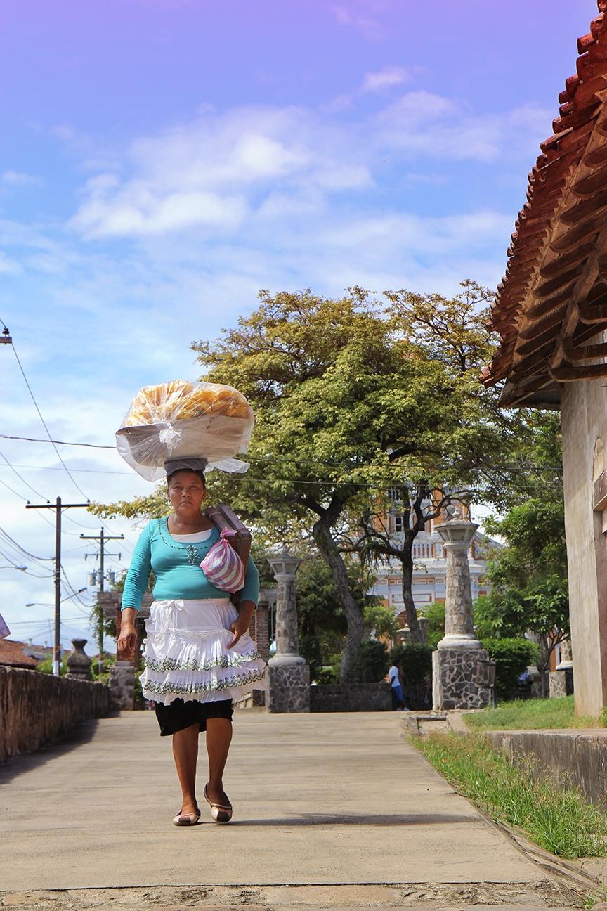 Bread Woman