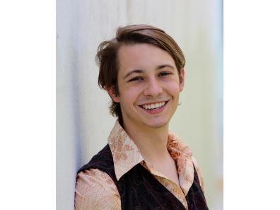 Playwright Logan Faust
