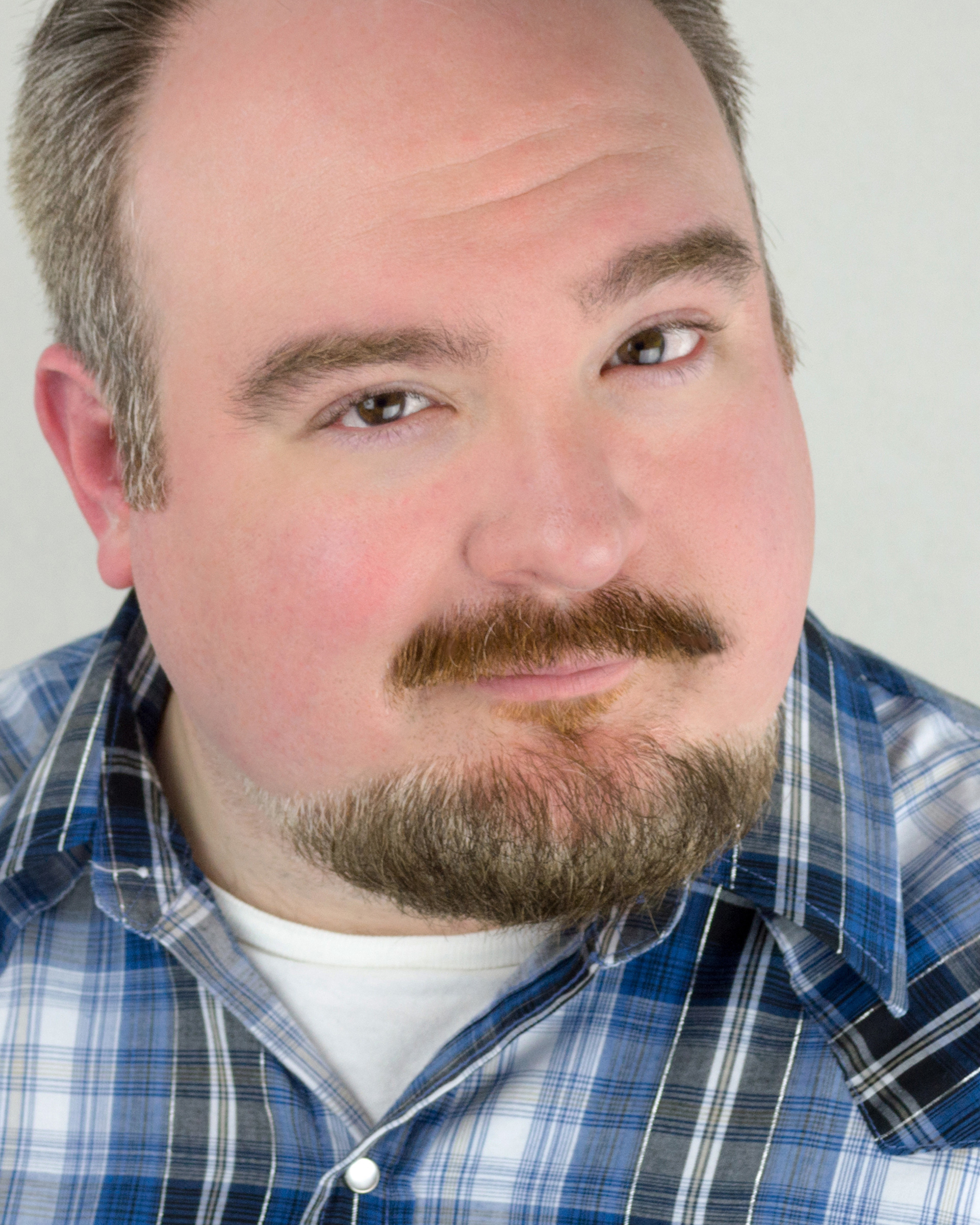 Playwright Brad McEntire