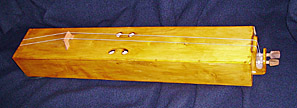 Slagbordun af Jan Muyllart (Irland).Stringdrum by Jan Muyllart (Ireland)
