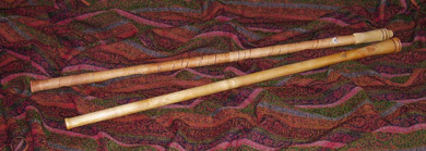 Seljefløjter af  Magnar Storbækken  (Norge).Willow flutes by  Magnar Storbækken  (Norway)