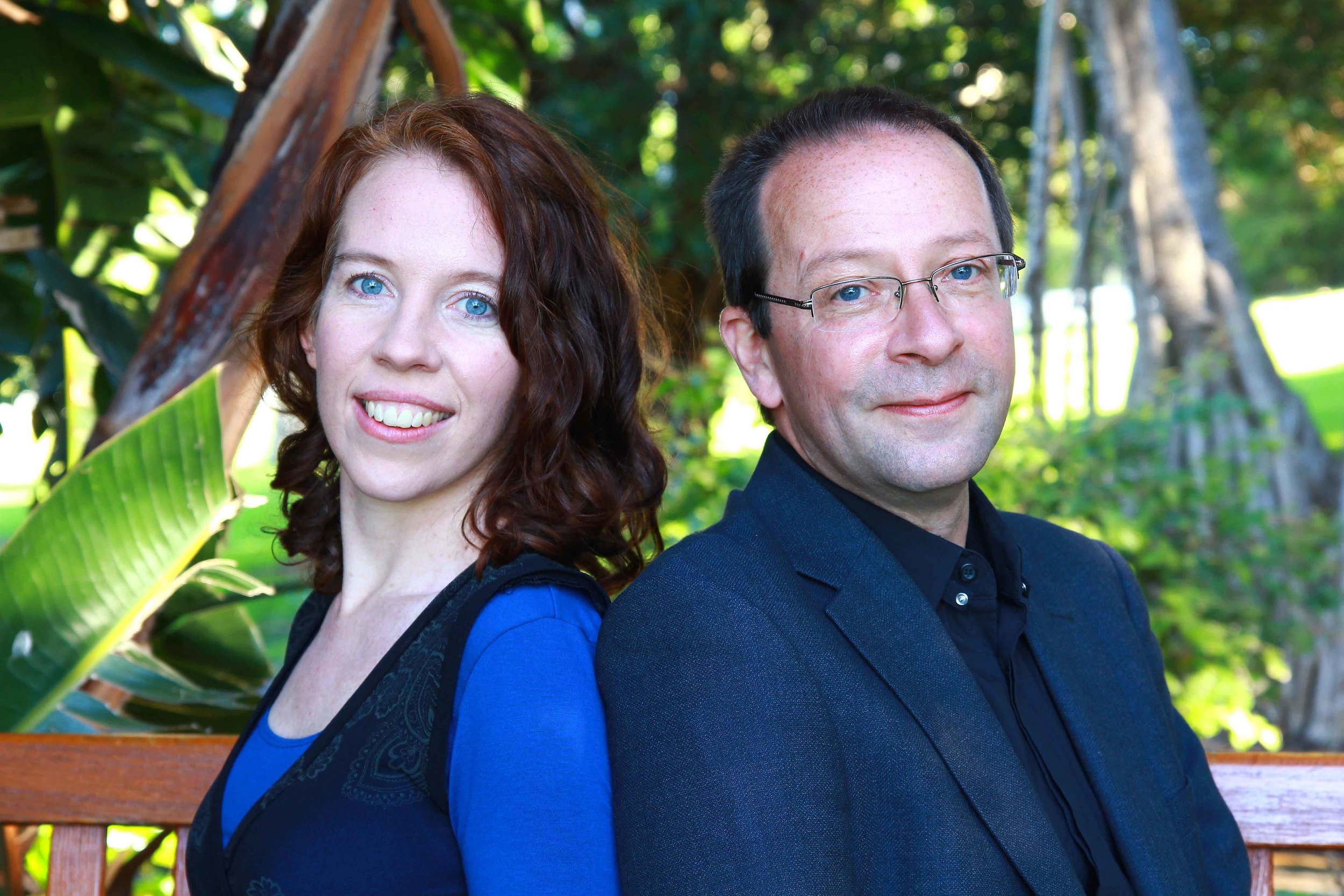 Genevieve Lacey and Poul Hoxbro 2 Foto Elizabeth O'Donnell 2011-kopi.jpg