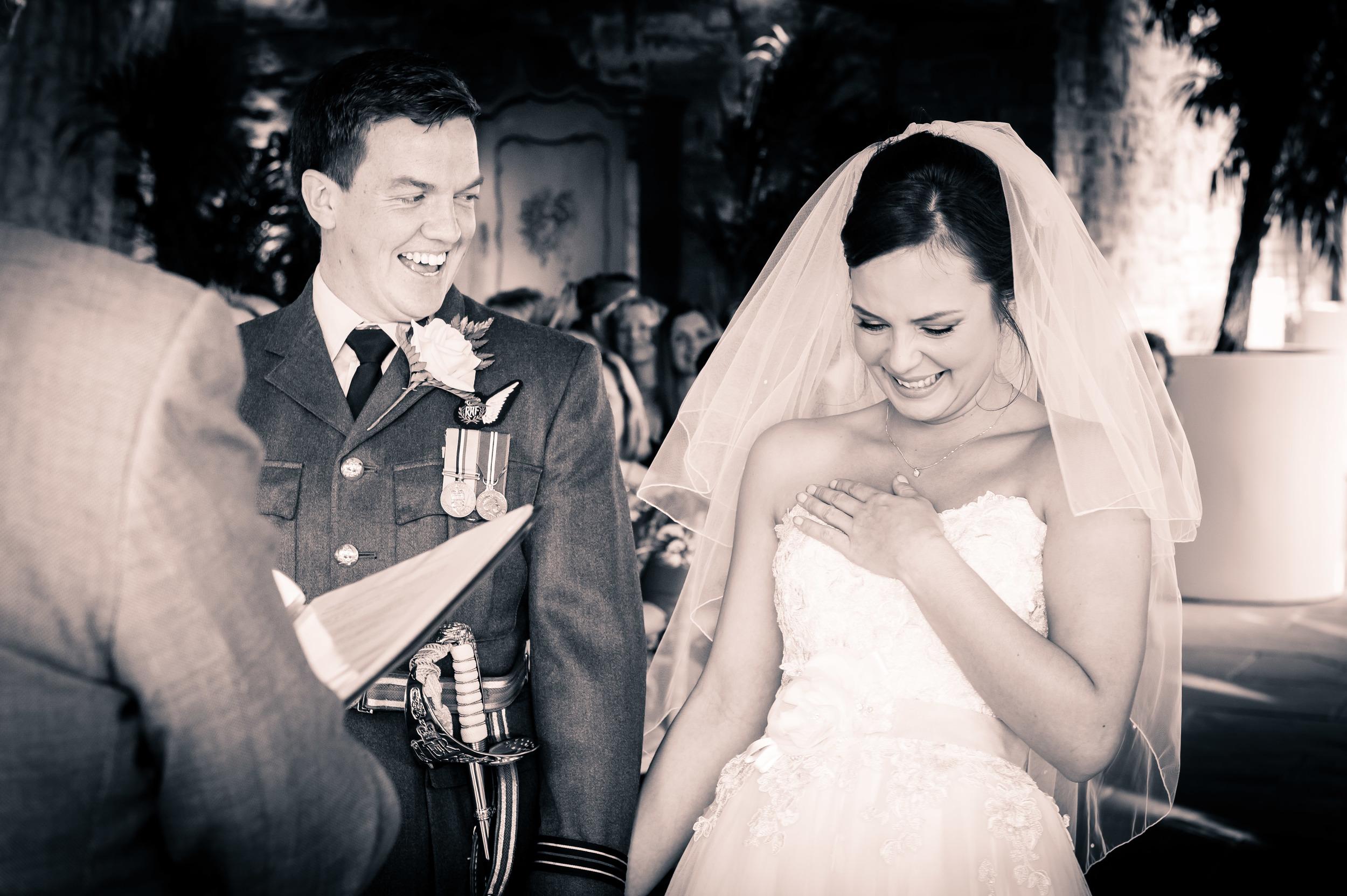 Newton Hall Wedding - Richard Perry Photography