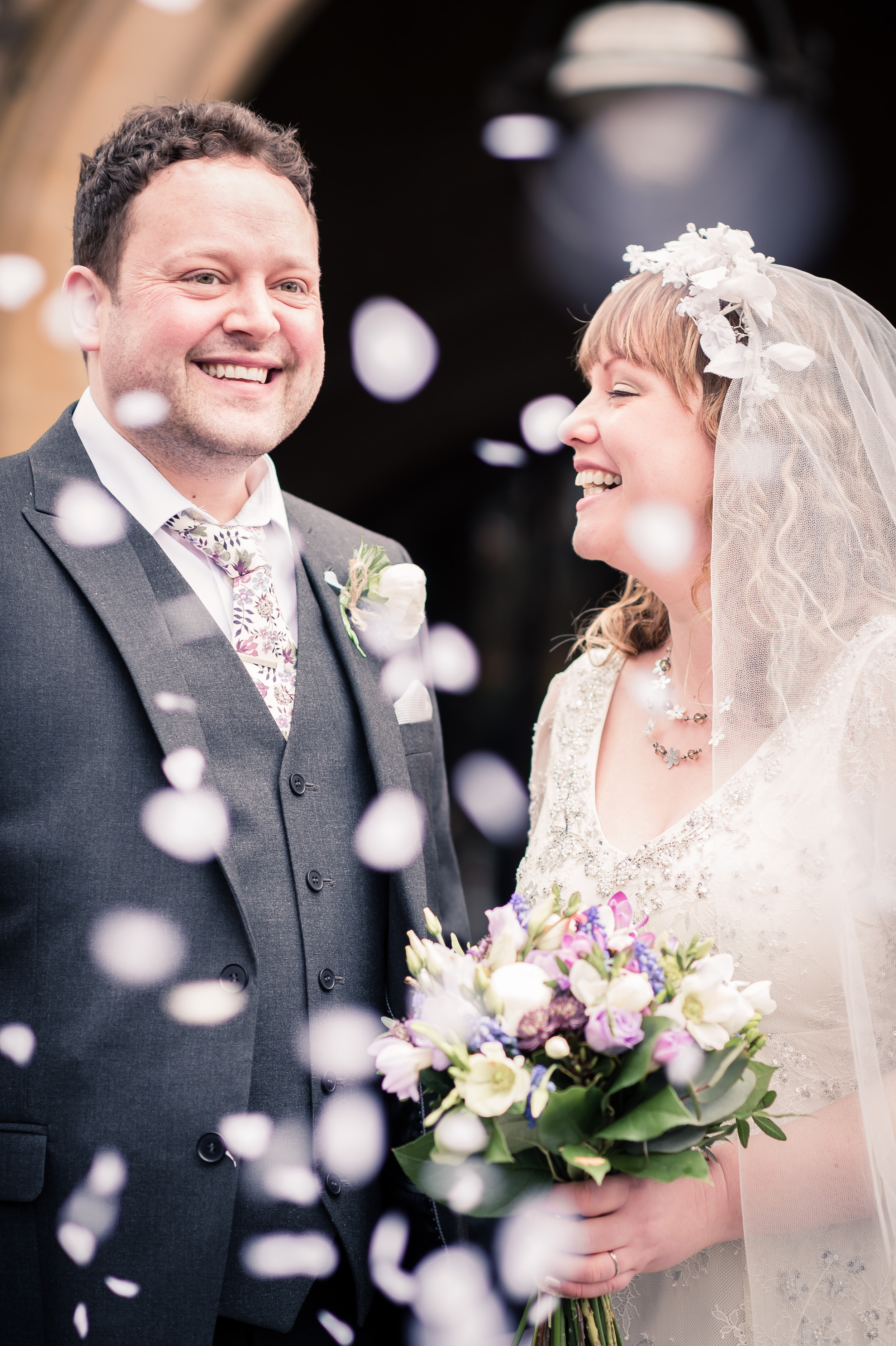 The Old Swan Hotel Wedding - Richard Perry Photography