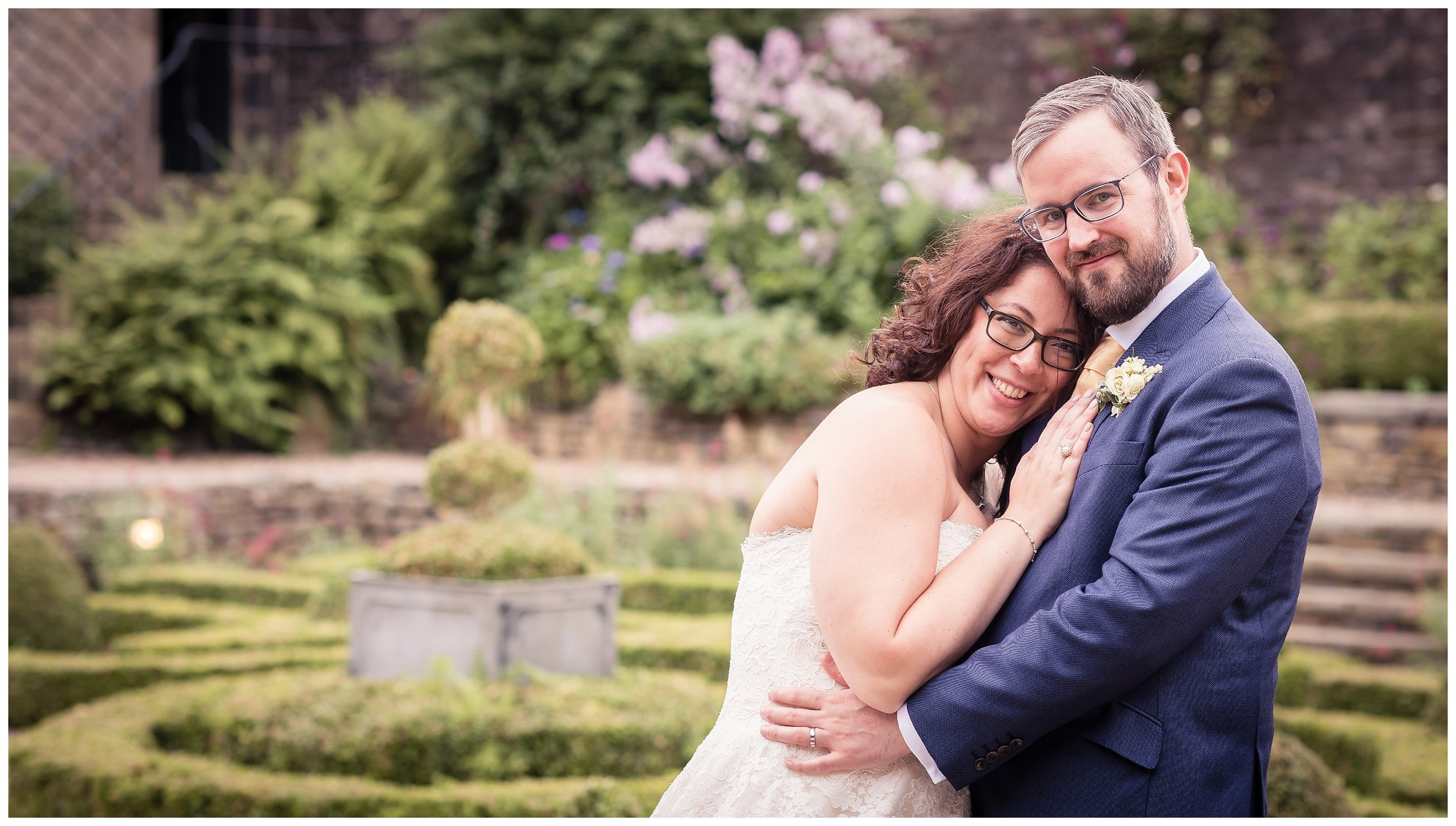 Holdsworth House Wedding - Richard Perry Photography