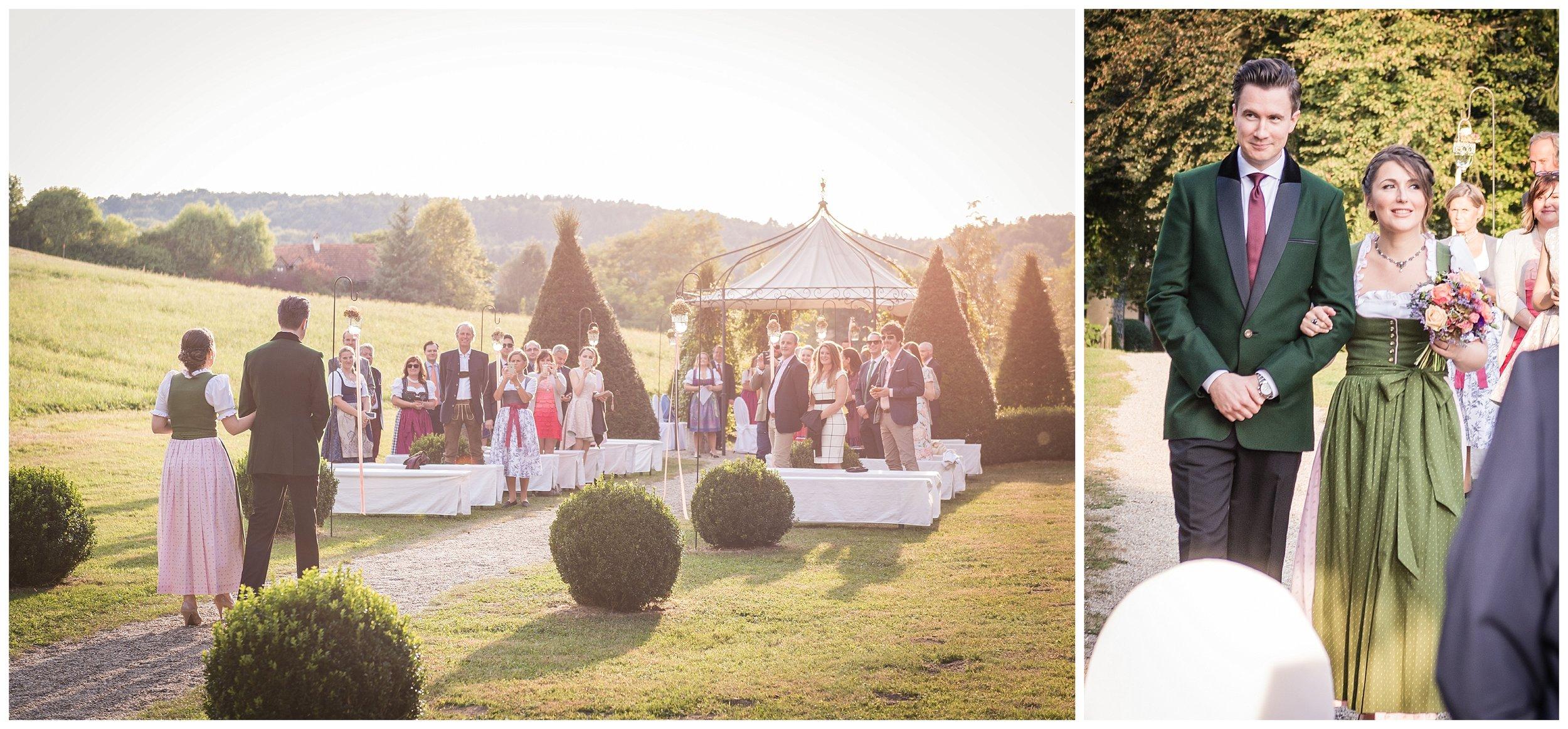 Schloss Obermayerhofen | Destination Wedding Photographer