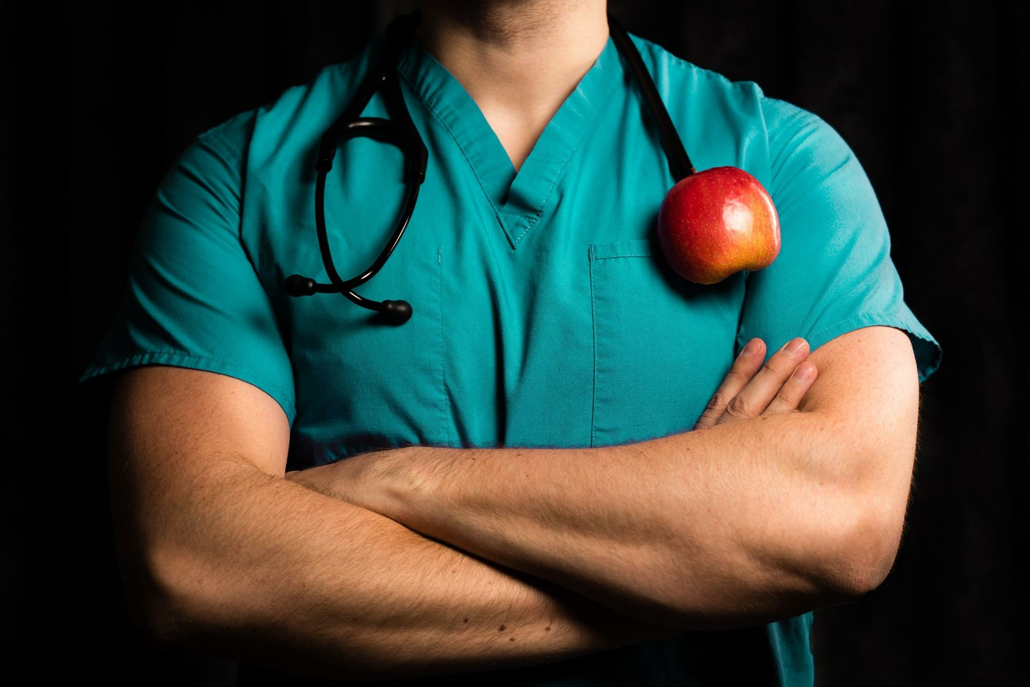 'Keeps the Doctor Away'  At a time that is seeing an ever-increasing demand on the health service, the message behind the old saying 'an apple a day' may be one of the most useful tools today's doctors have... Preventative medicine is the key.