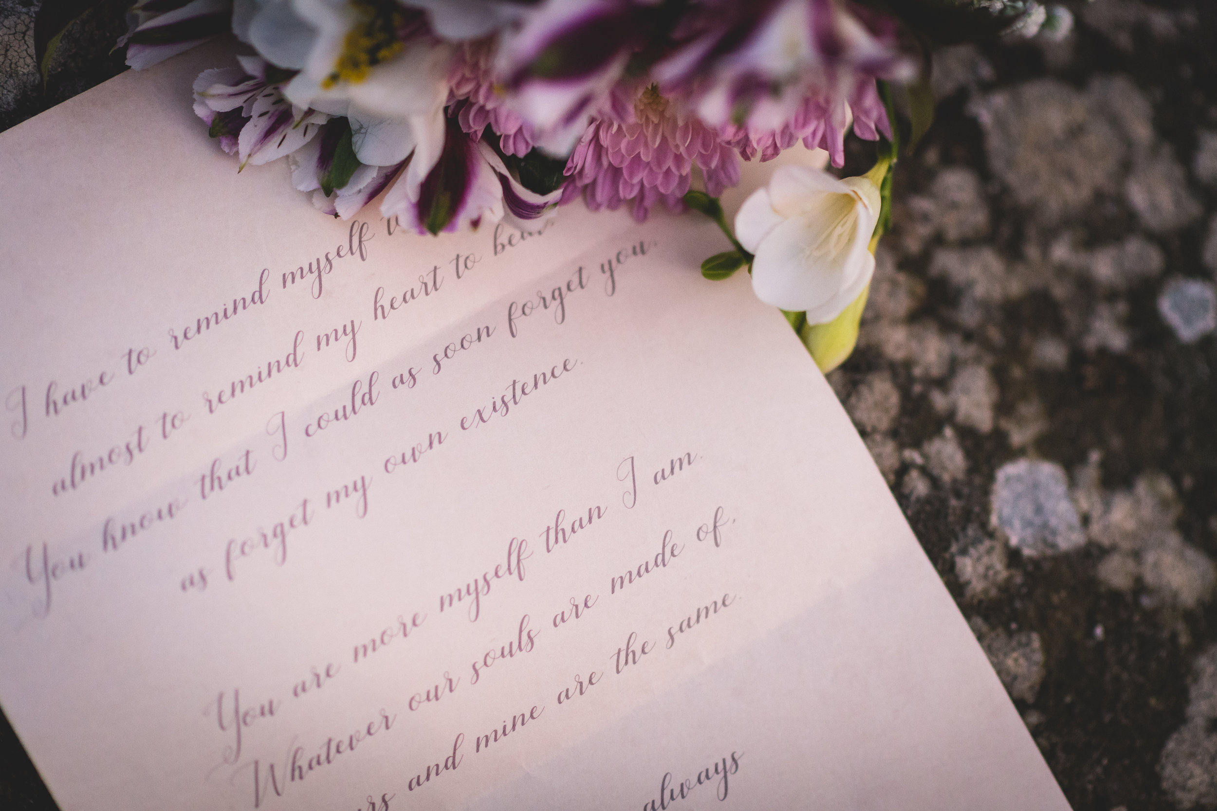 Wuthering Height | Yorkshire Bride | Styled Photoshoot