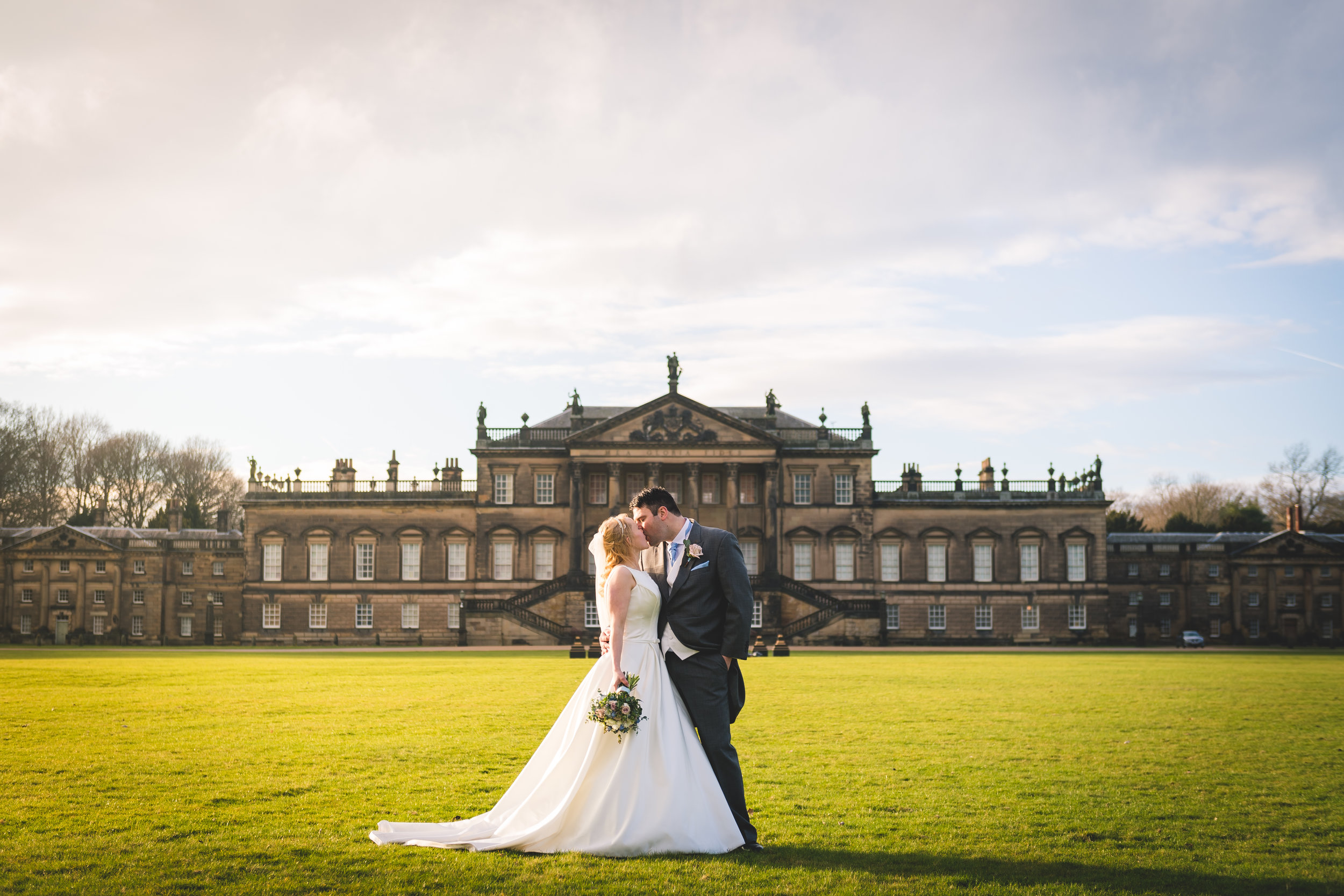 Wentworth Woodhouse Wedding | Yorkshire Wedding Photographer