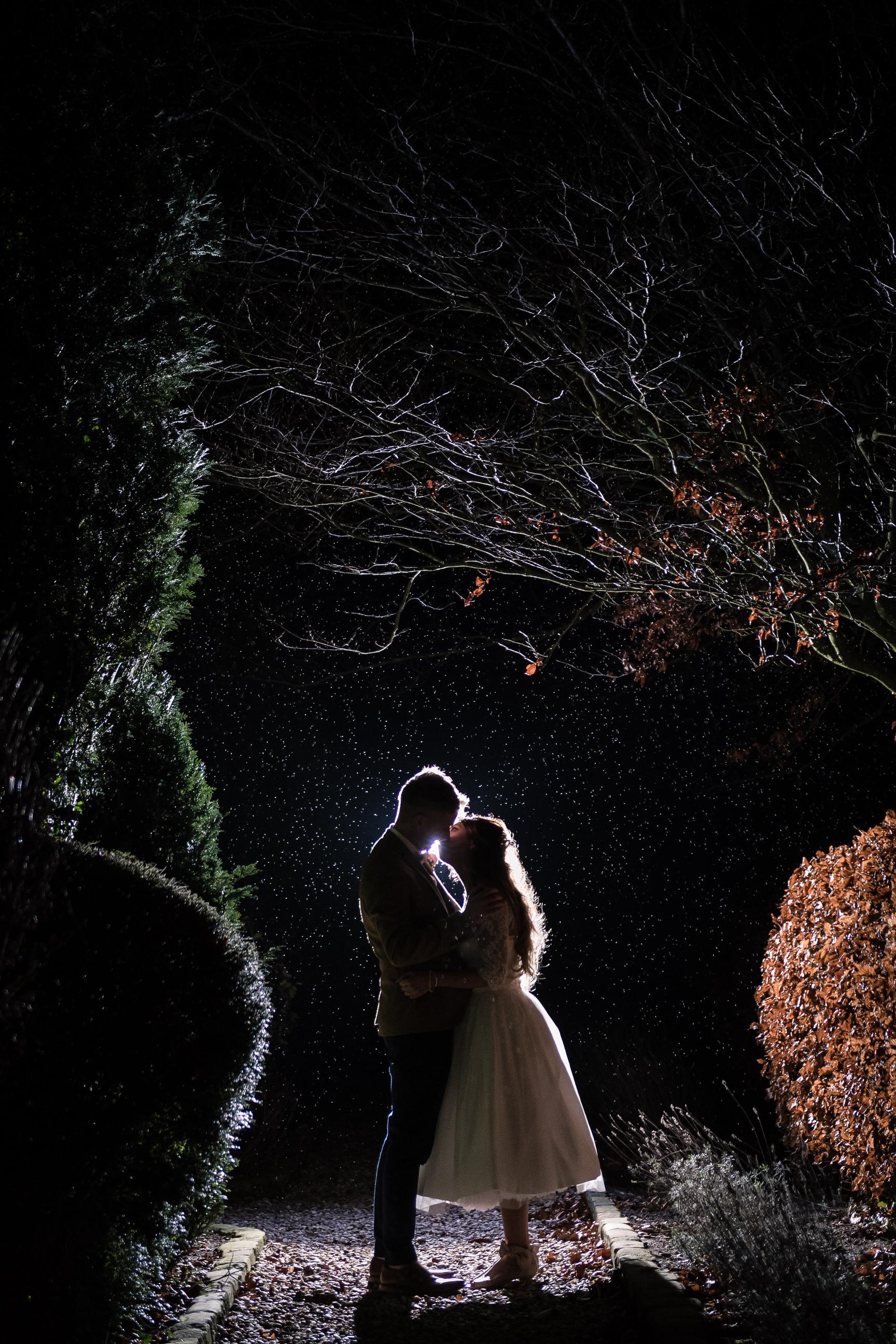 Night at Falcon Manor Wedding
