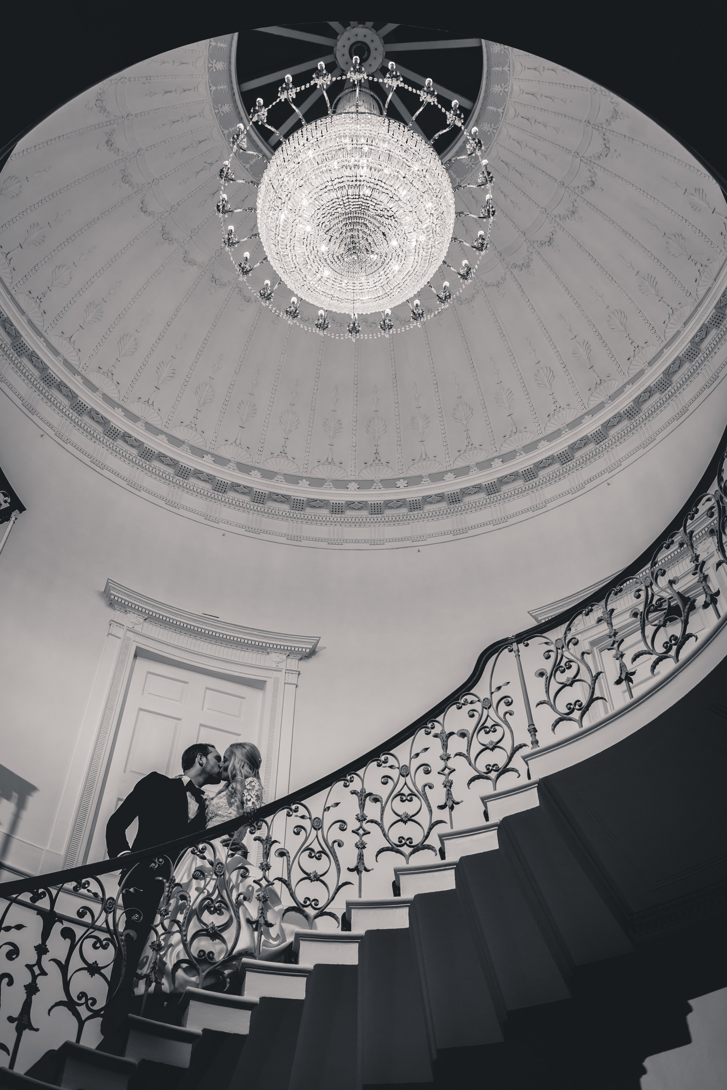 Denton Hall Staircase
