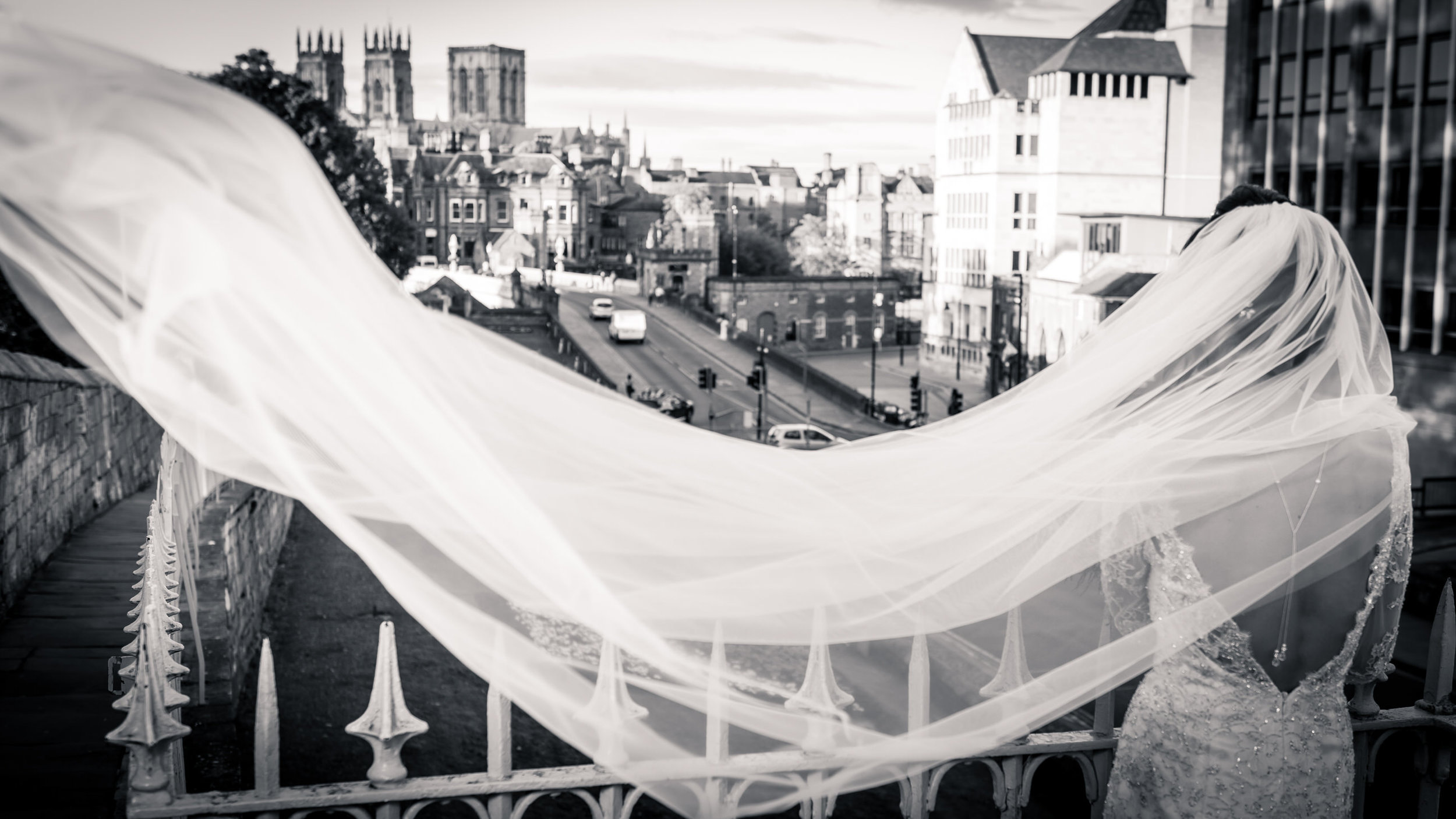 The Grand Hotel and Spa, York Wedding