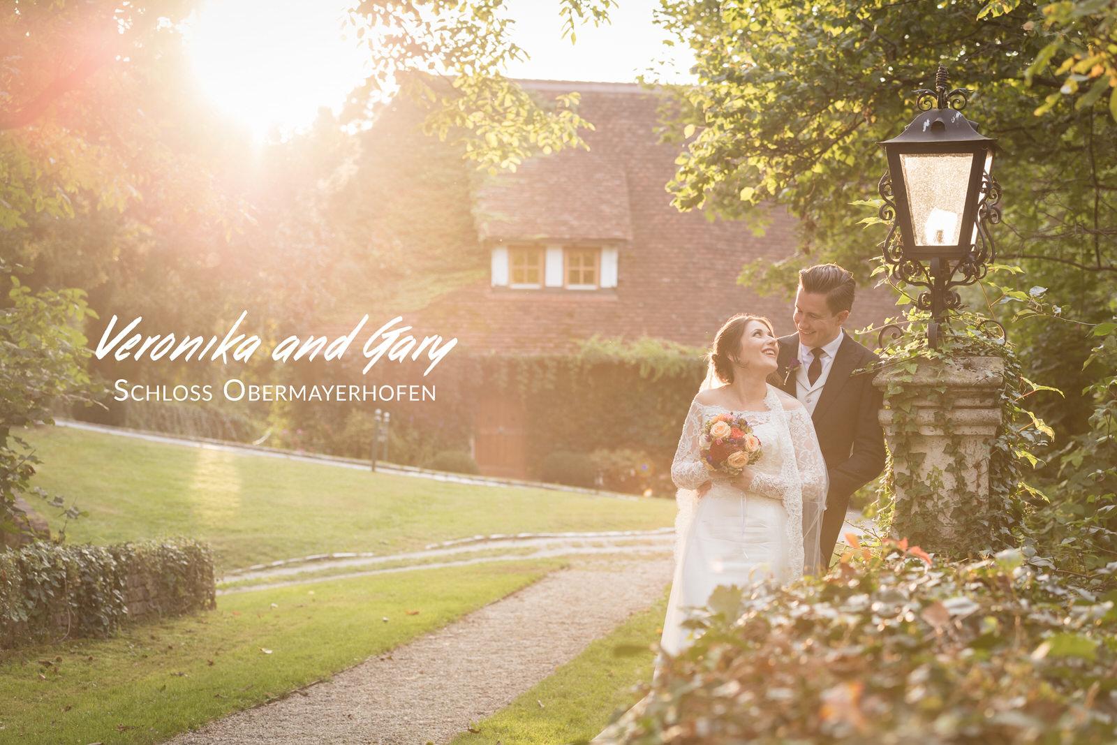 Veronika and Gary's Destination Wedding - Scholoss Obermayerhofen
