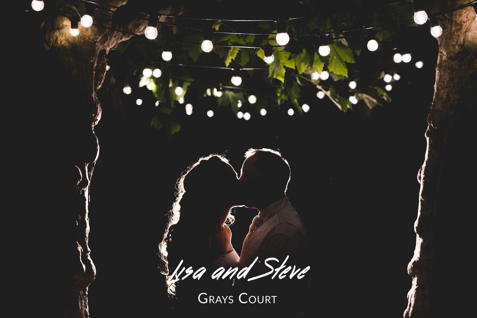 Lisa and Steve's Wedding - Grays Court