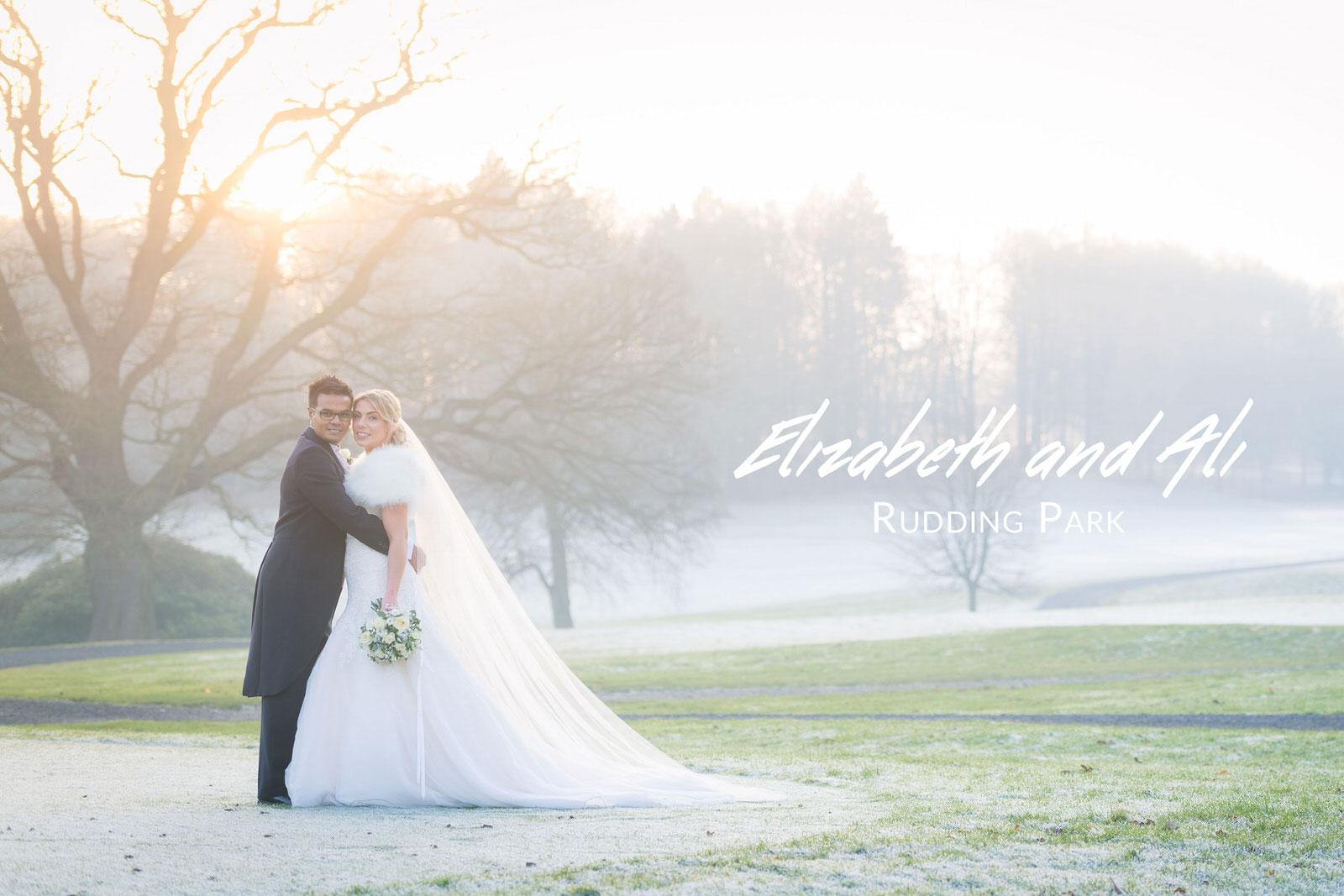 Elizabeth and Ali's Wedding - Rudding Park