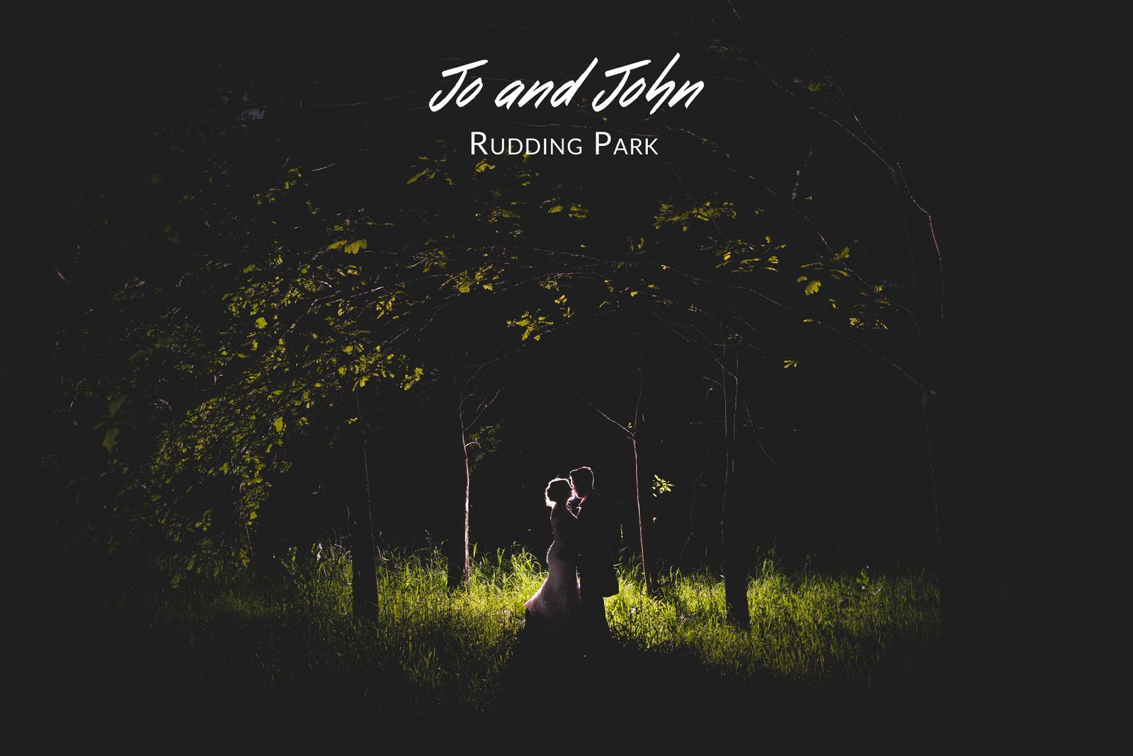 Jo and John's Wedding - Rudding Park