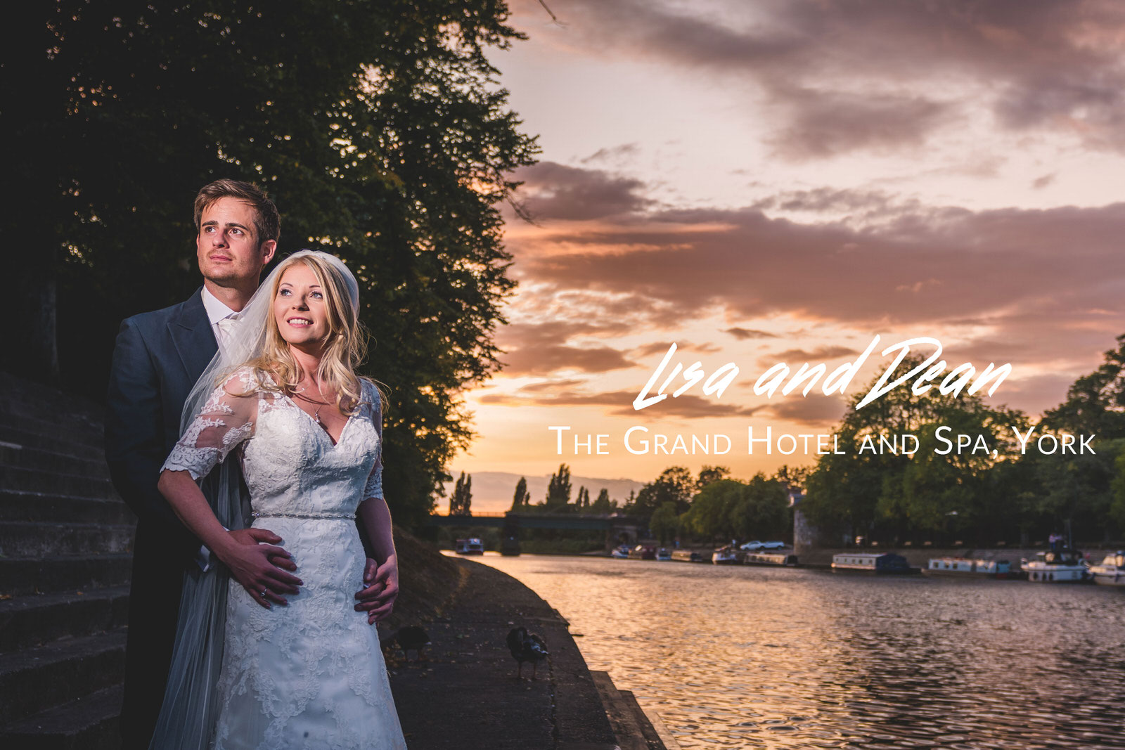 Lisa and Dean's Wedding - The Grand Hotel and Spa, York