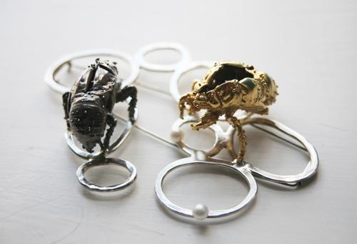 Cicada Brooch 2006