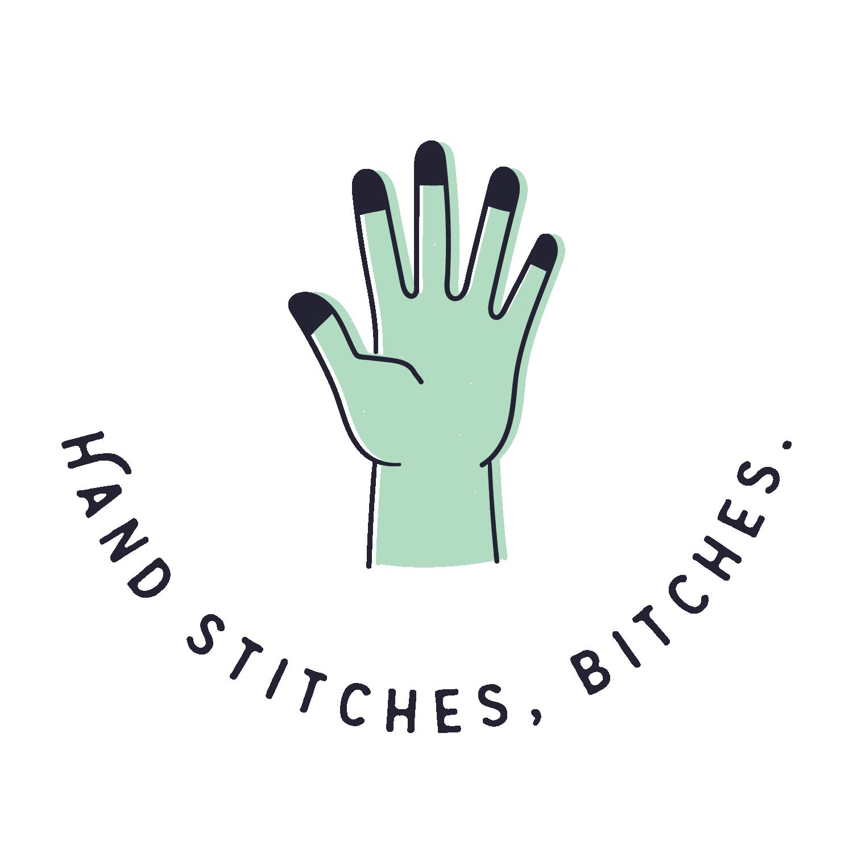 hand stitches