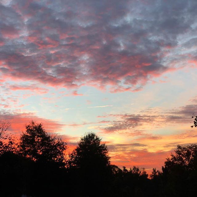 Morning Clouds  #iphonex #nofilter