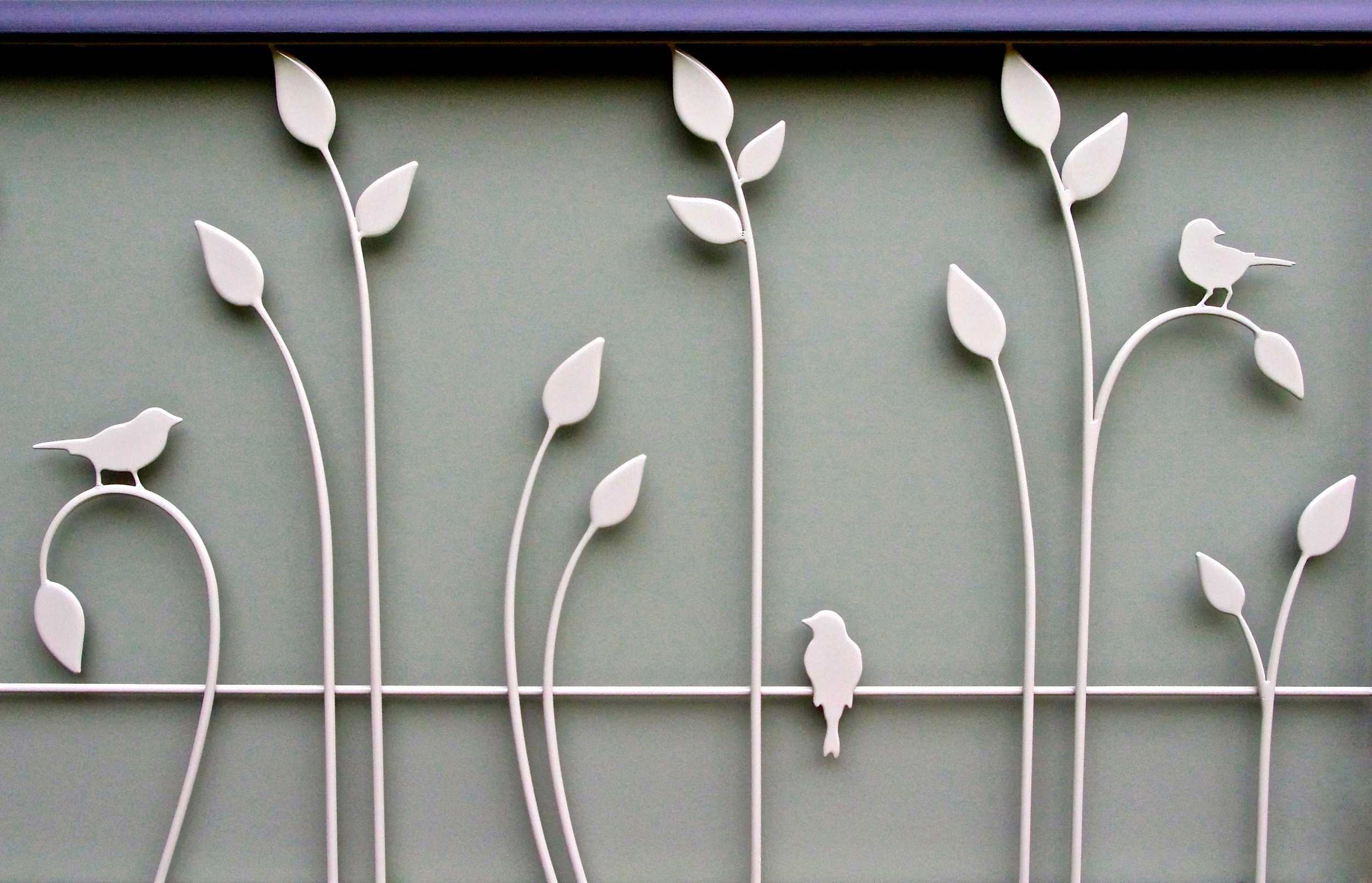 Bird Railings