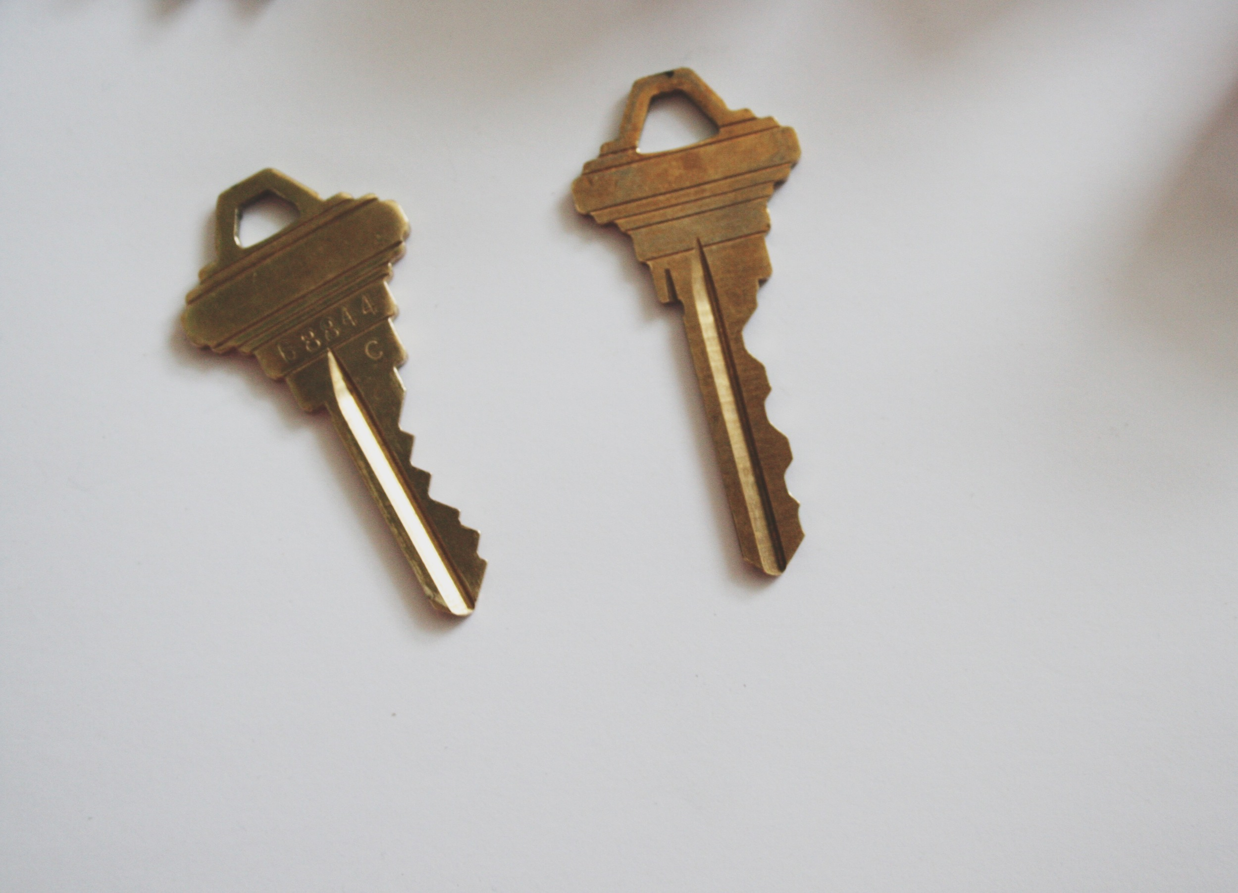 nail polish color coded keys
