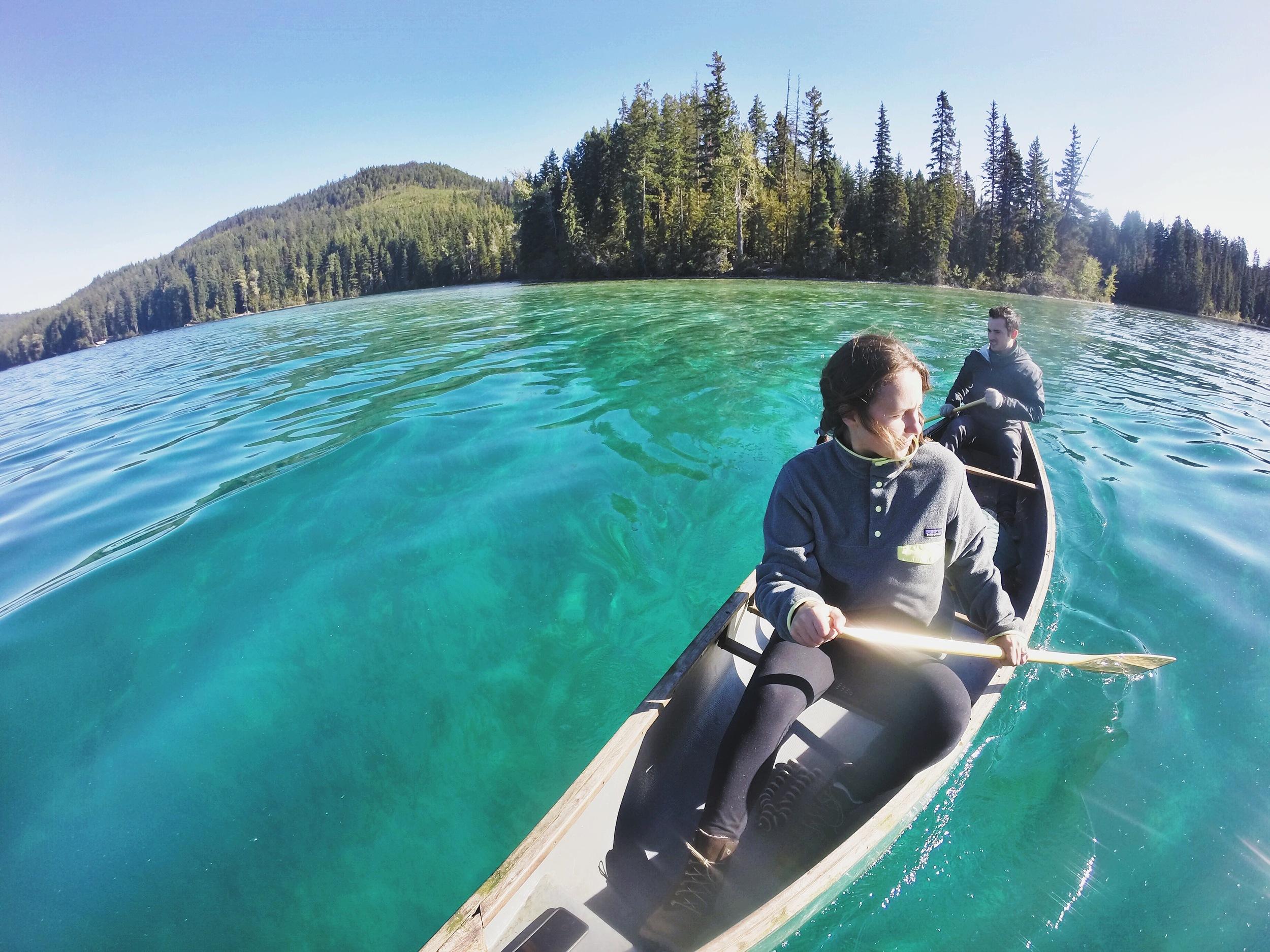 Johnson Lake, BC
