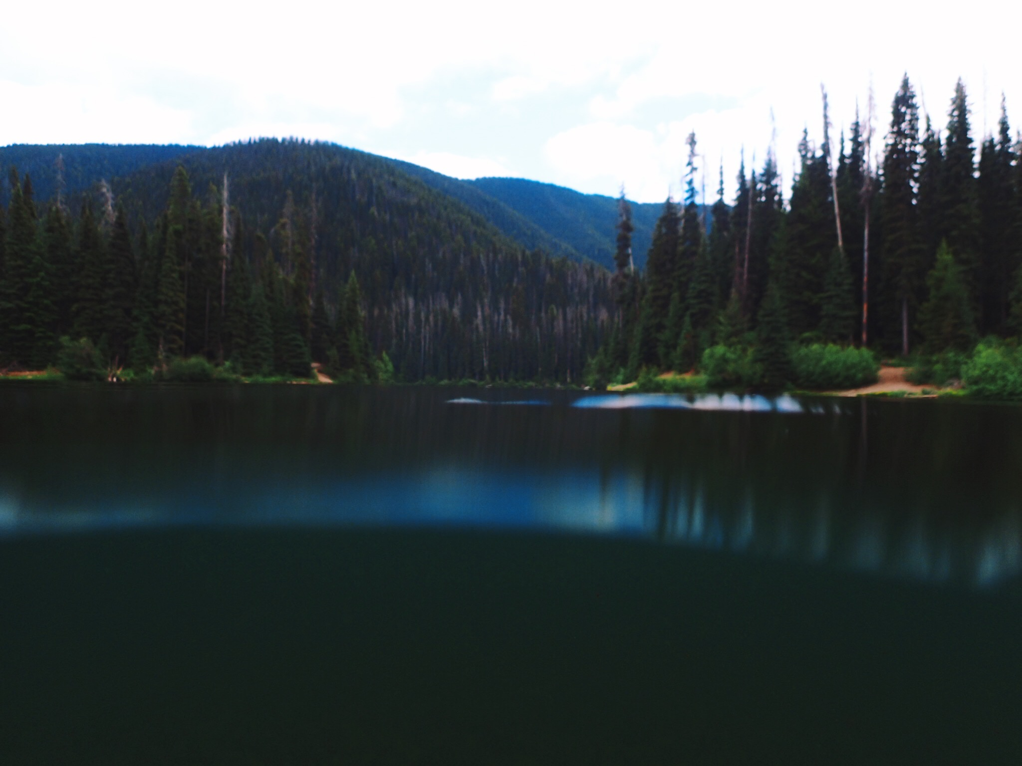 manning park lightning lake
