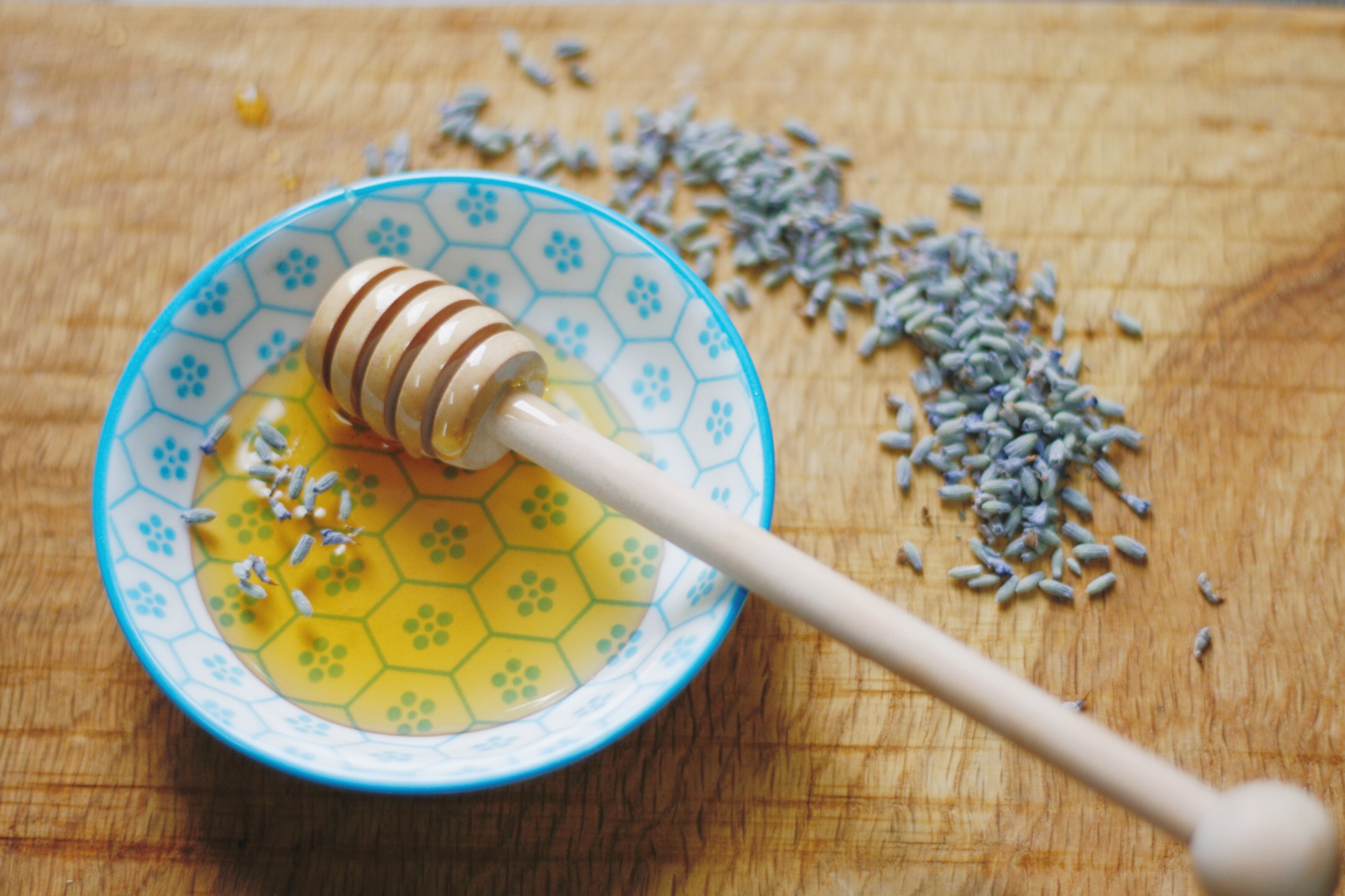 lavender honey diy amelia wachtin