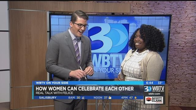 Life coach Felice Hightower talks about how women can celebrate each other
