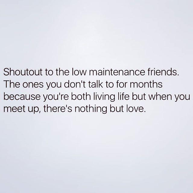 Love you to life!  #realtalkwithfelice #lowmaintenance #truefriends #friendship #friends #ineedyou #blessed #inspirational #motivational #encouragement