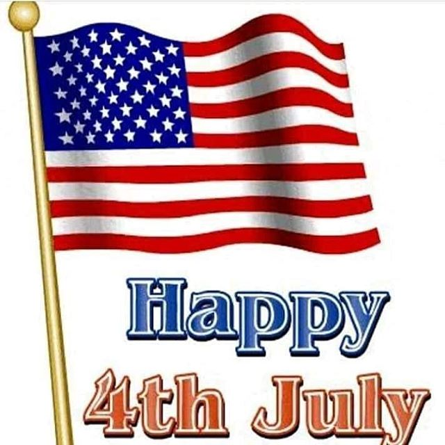 Happy 4th of July!  #realtalkwithfelice #happy4th #july4th #independenceday #american #inspirational #motivational #encouragement