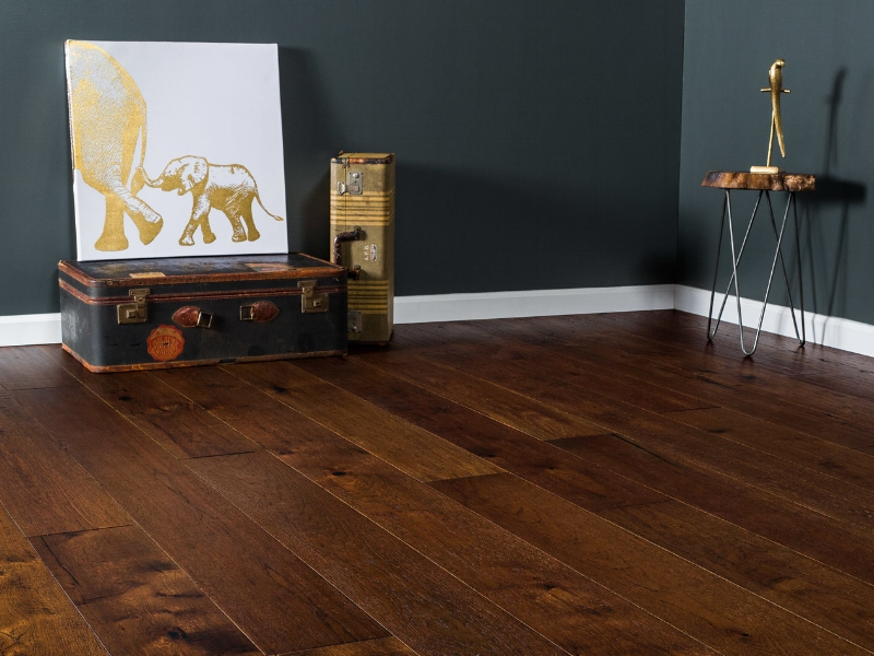 Naturally Aged Flooring -