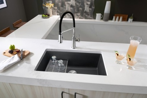 Blanco - Silgranit, Fireclay, Stainless, & Steelart sinks.Faucets & Accessories