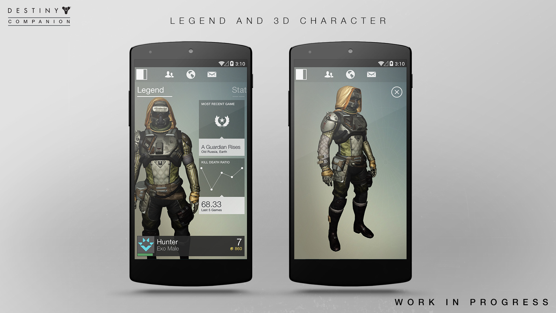 Companion 1.0 Android