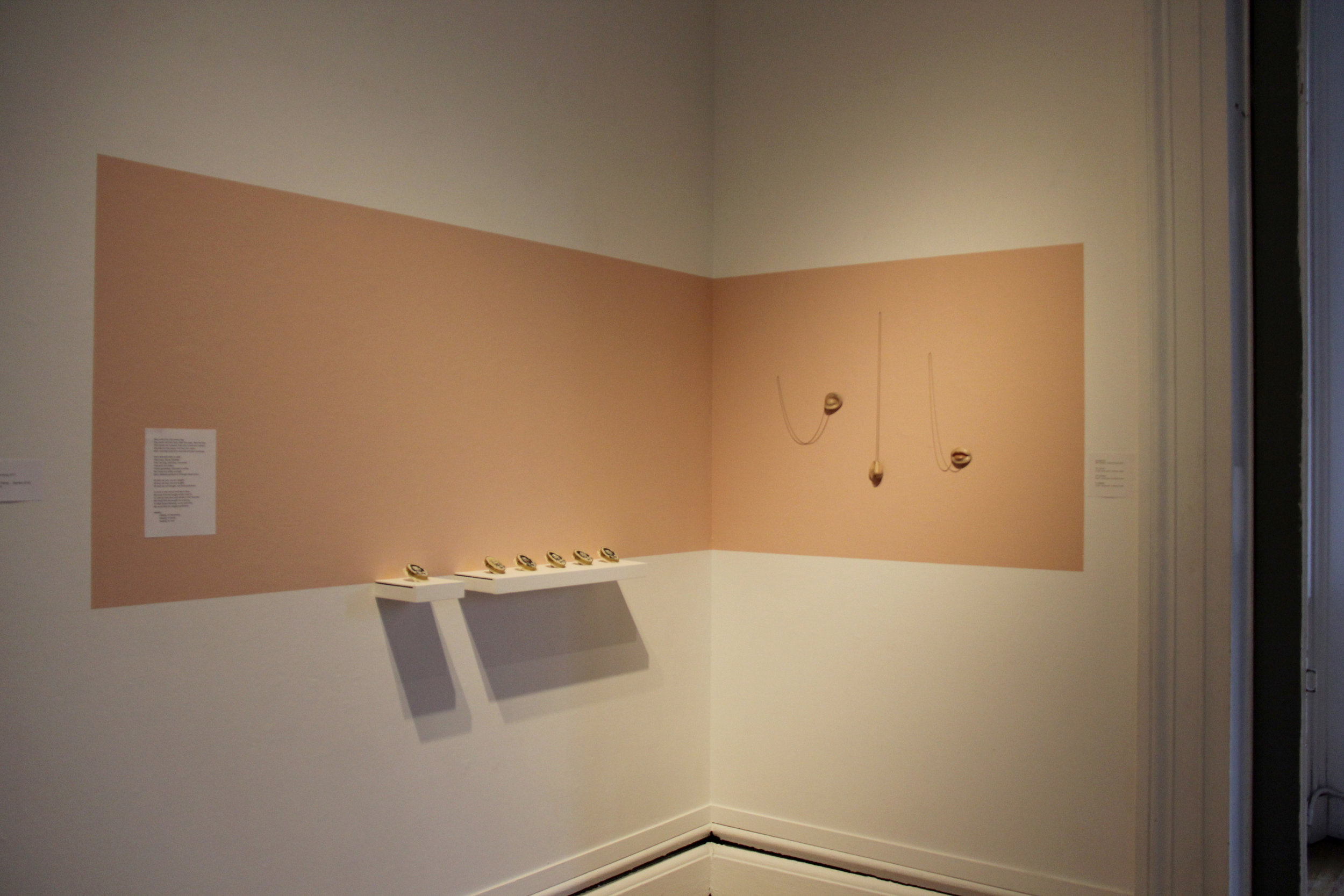 Woods-Gerry Gallery, Providence RI (April 27-May 2)
