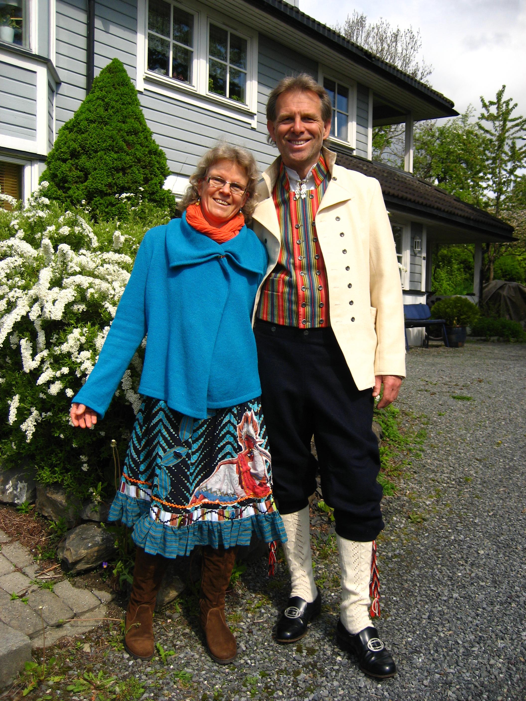 Rita og Håkon Amundsen