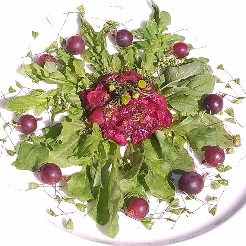 Gjetertaske salat