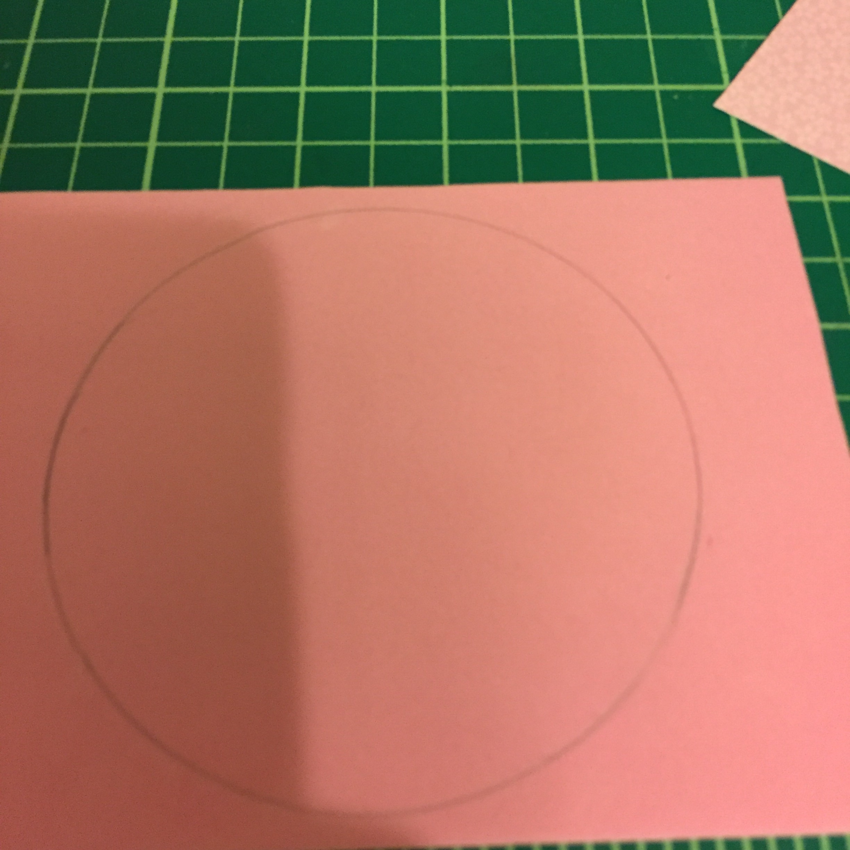 Cut this circle.