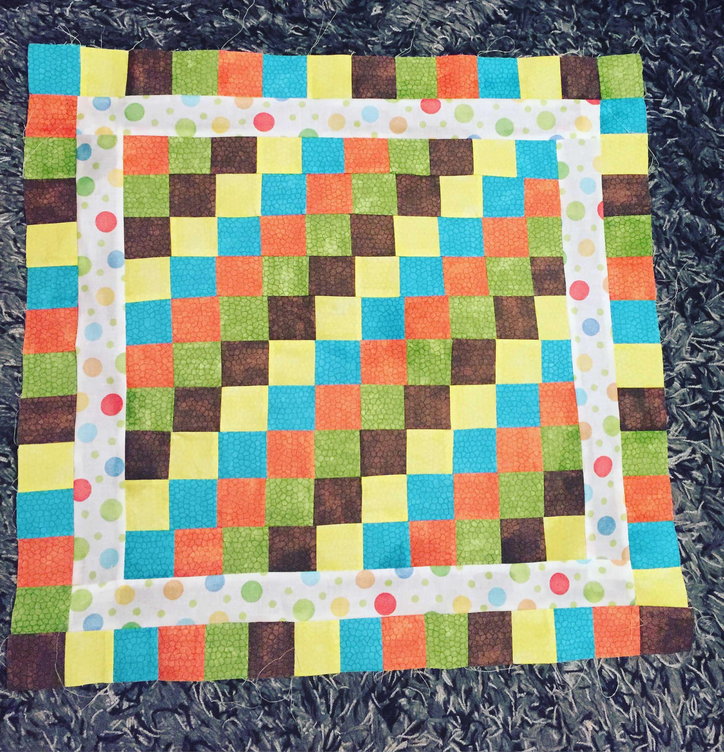 More squares.