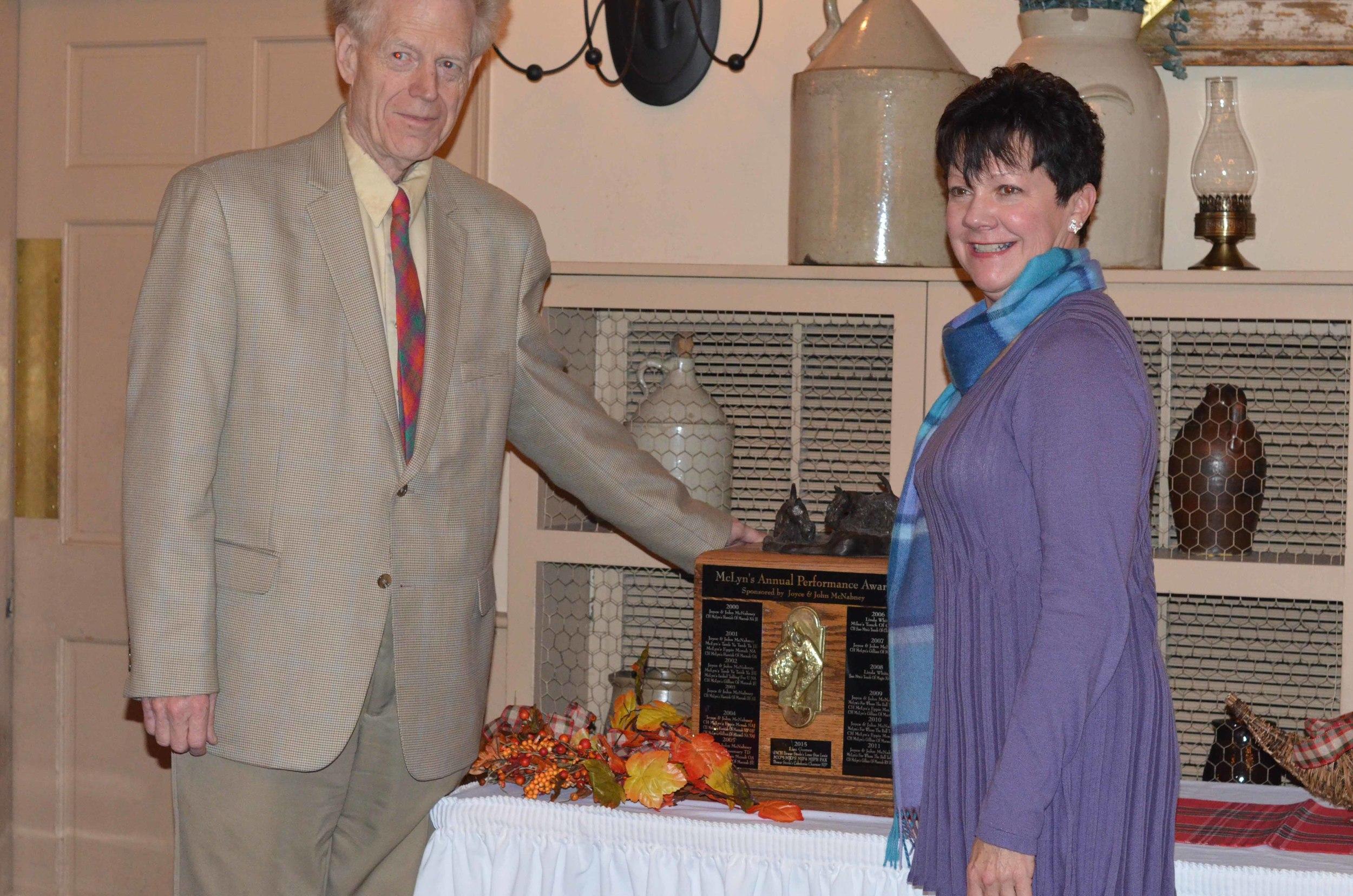 John and Lisa annual performance award.jpg