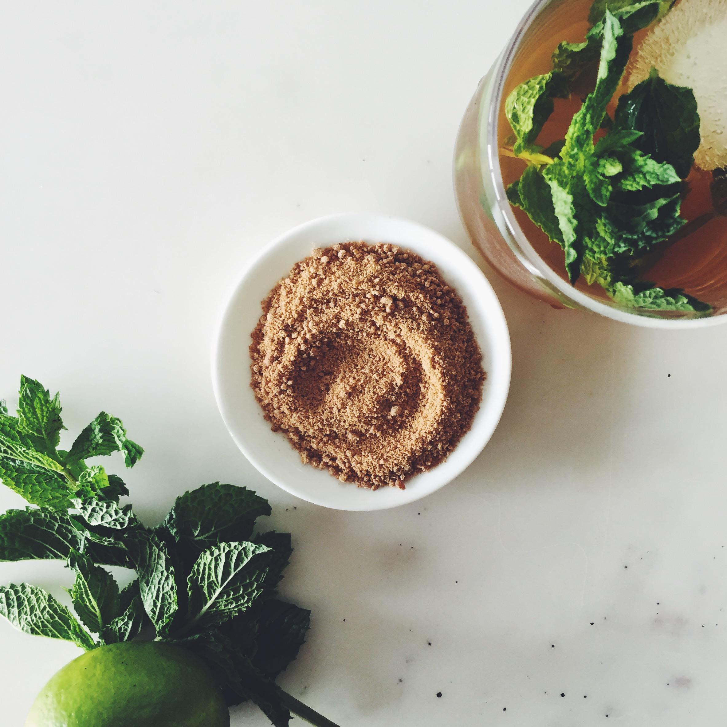 OBELO | Lime + Mint Agua-Panela