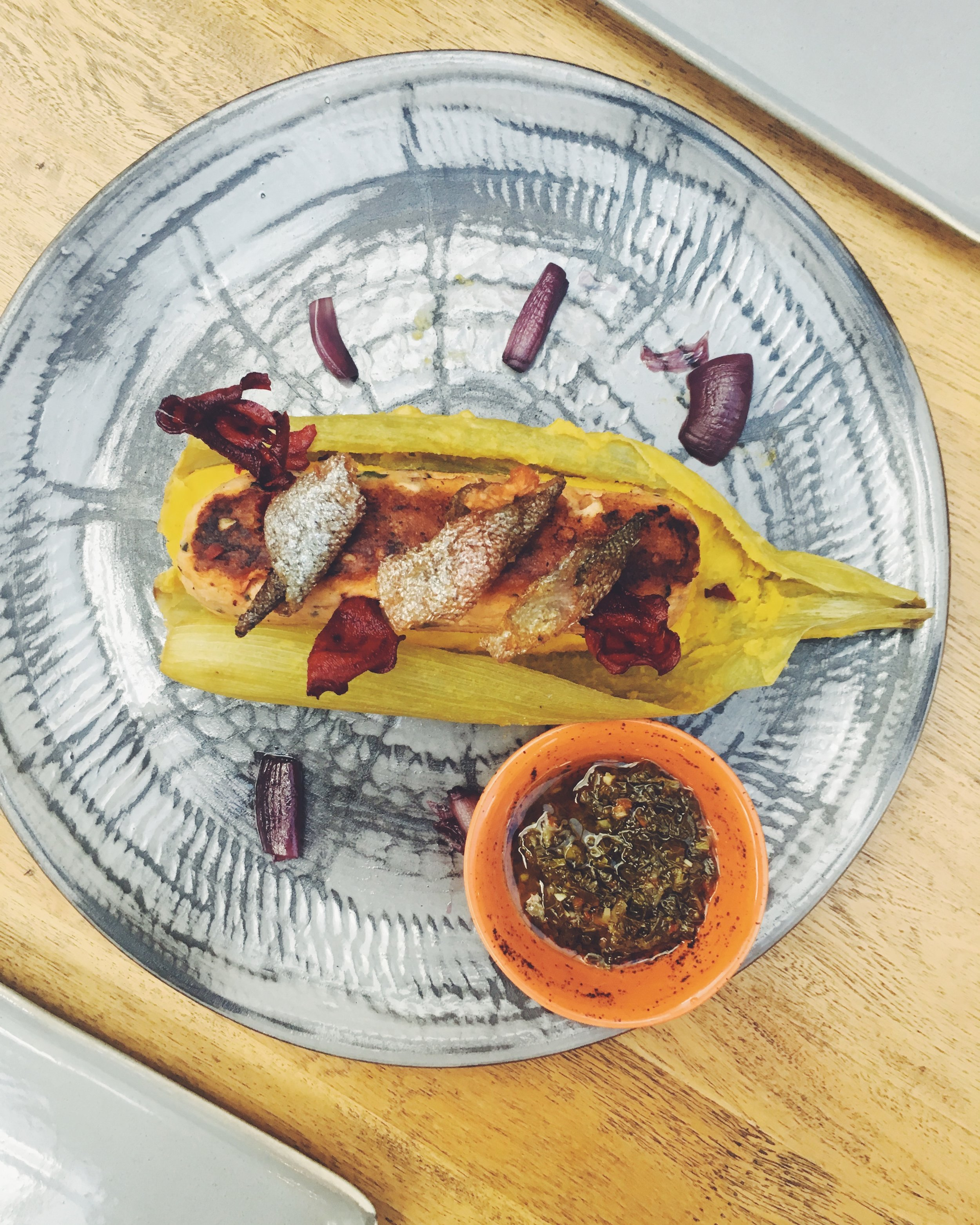 Salchicha de Trucha