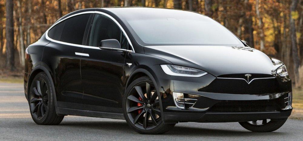 2017 Tesla Model X Veloce Picture Cars