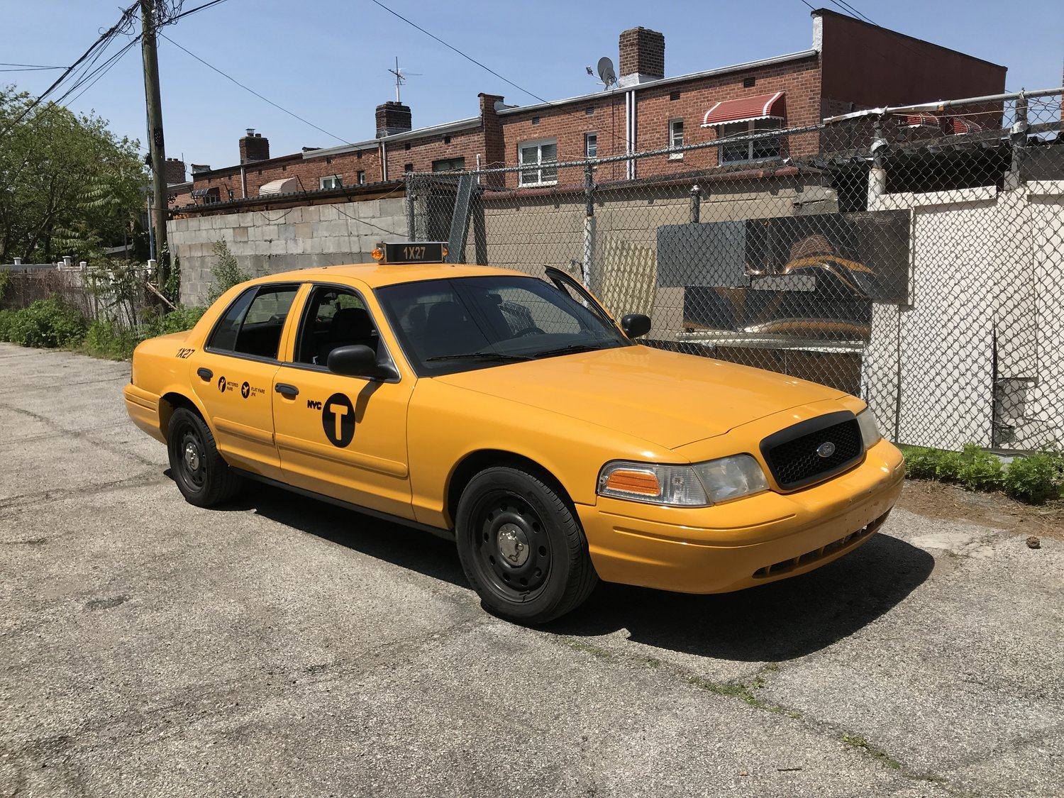 Taxi Picture Car Rentals Veloce Picture Cars