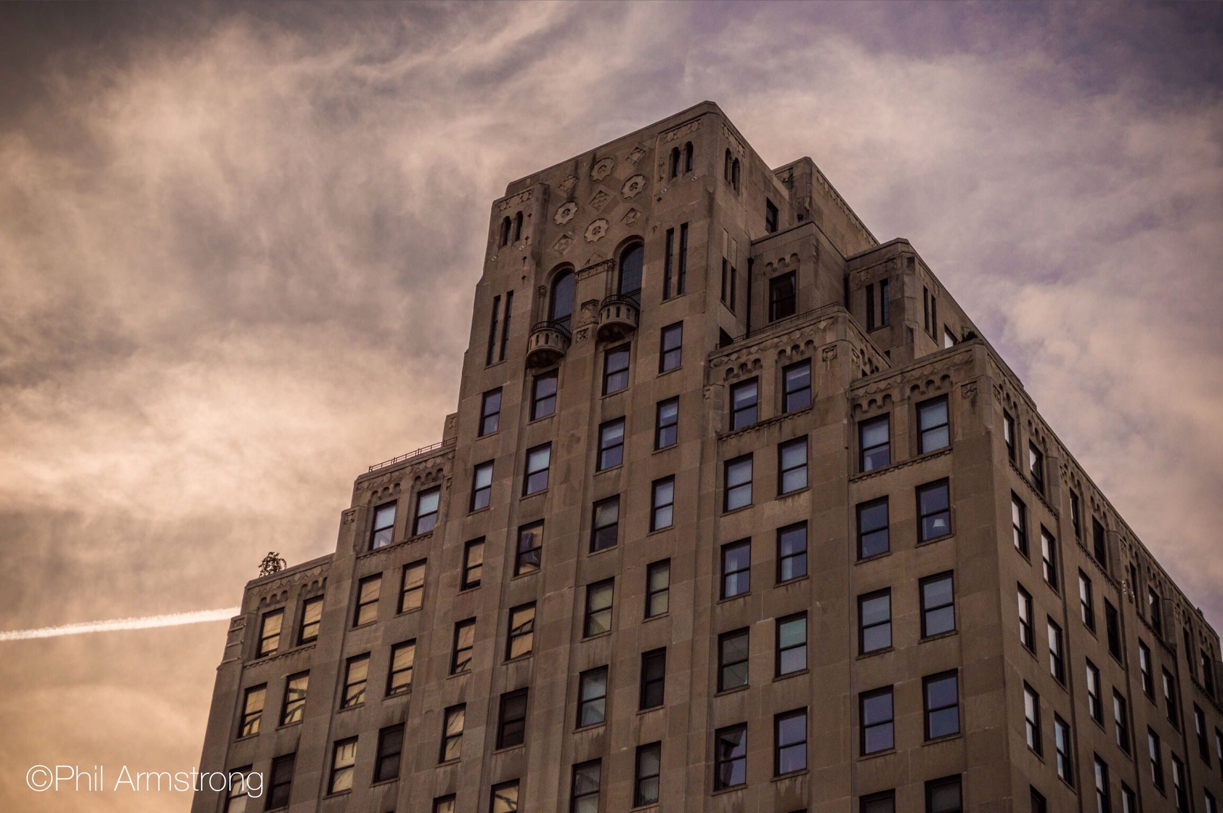 I loved redoing this one. I'll never tire of photographing this Art Deco masterpiece.