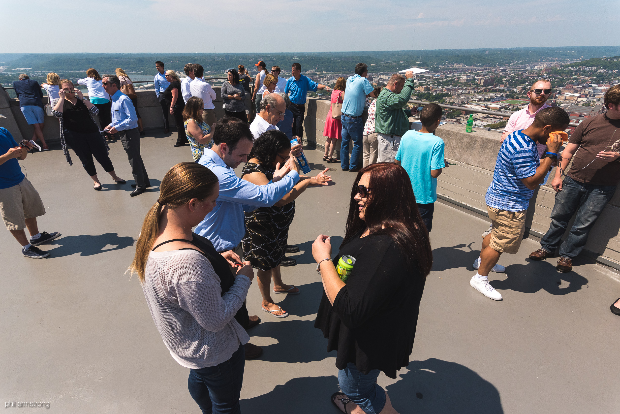 Great American Eclipse From Carew Tower-11.jpg